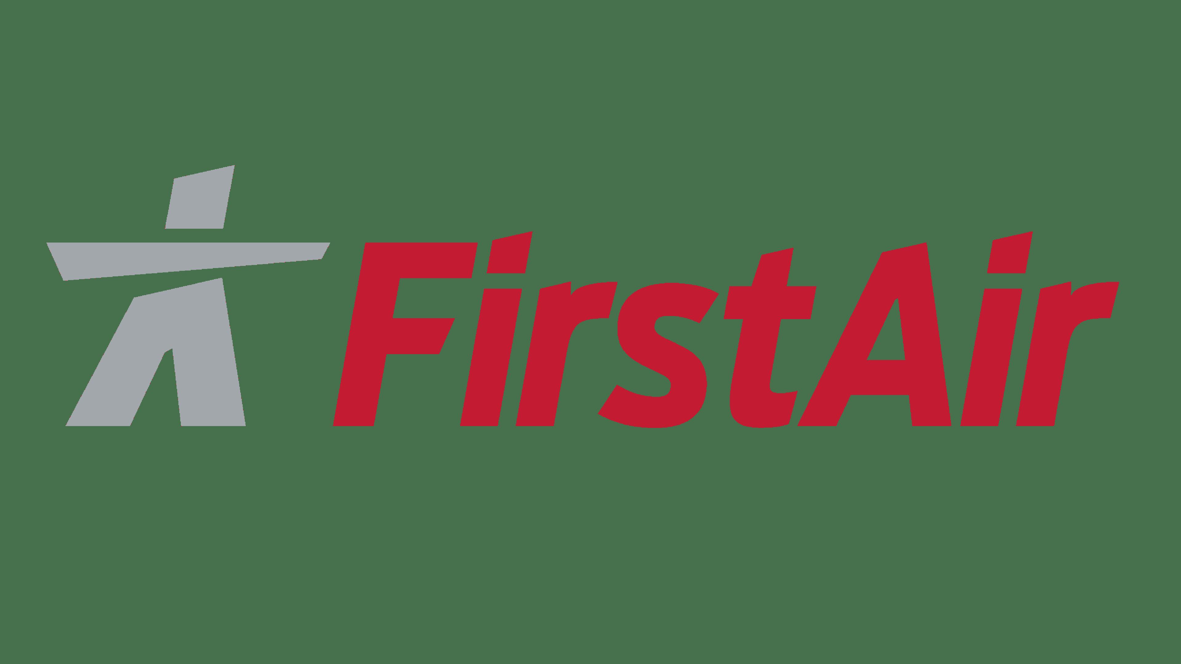 First Air Logo Logo