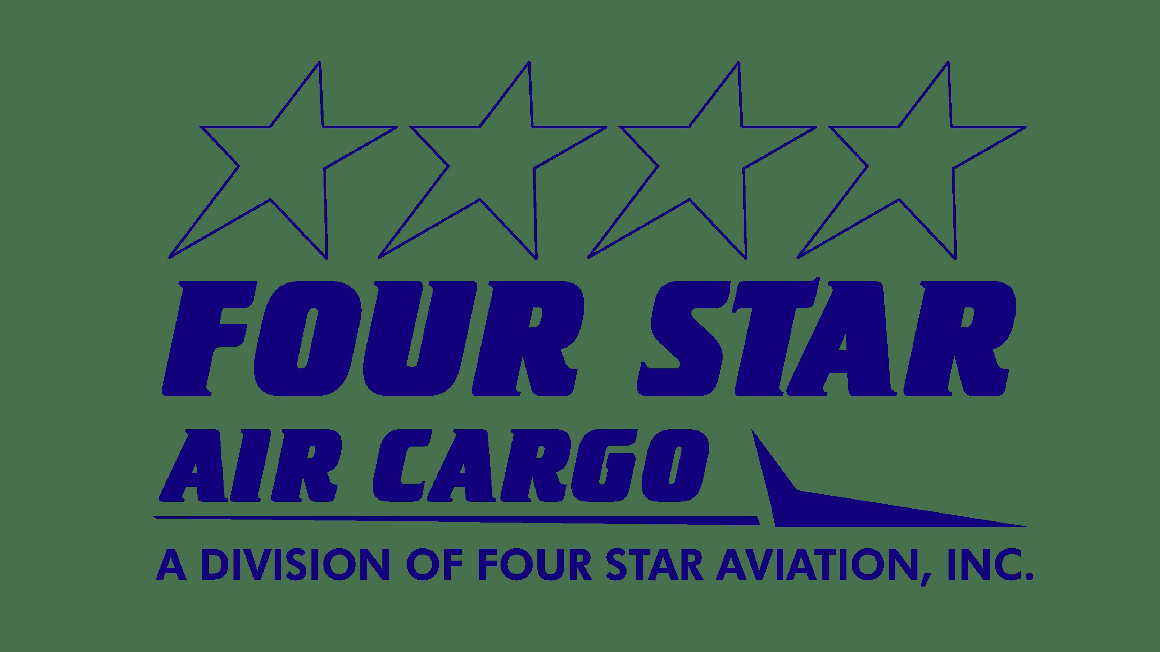 Four Star Air Cargo Logo Logo