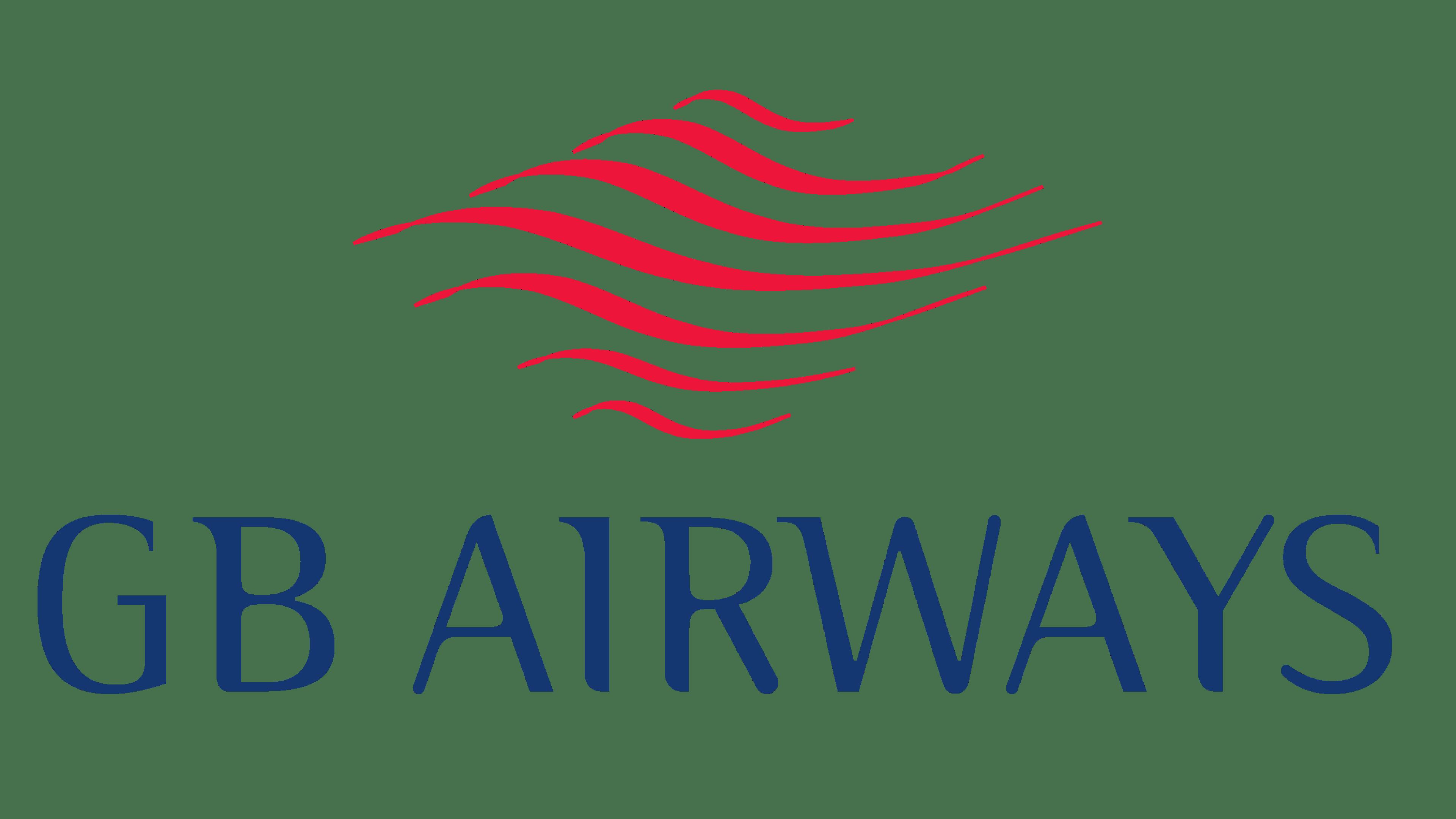 GB Airways Logo Logo