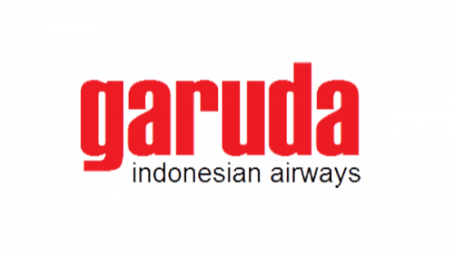 Garuda Indonesia Logo 1969