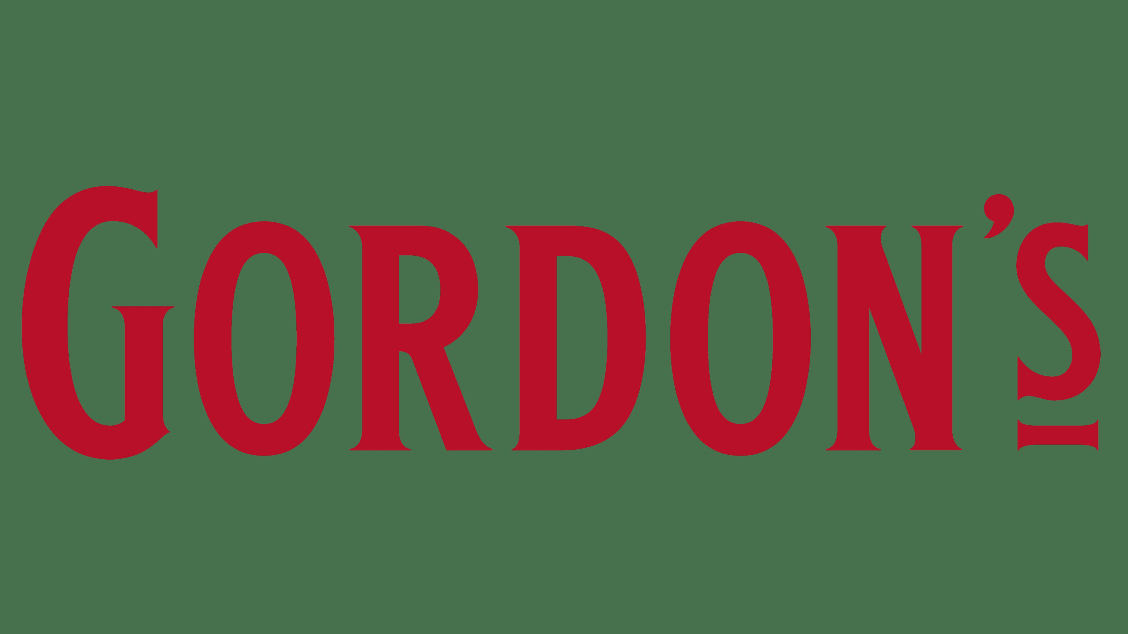 Gordon's Gin Logo Logo