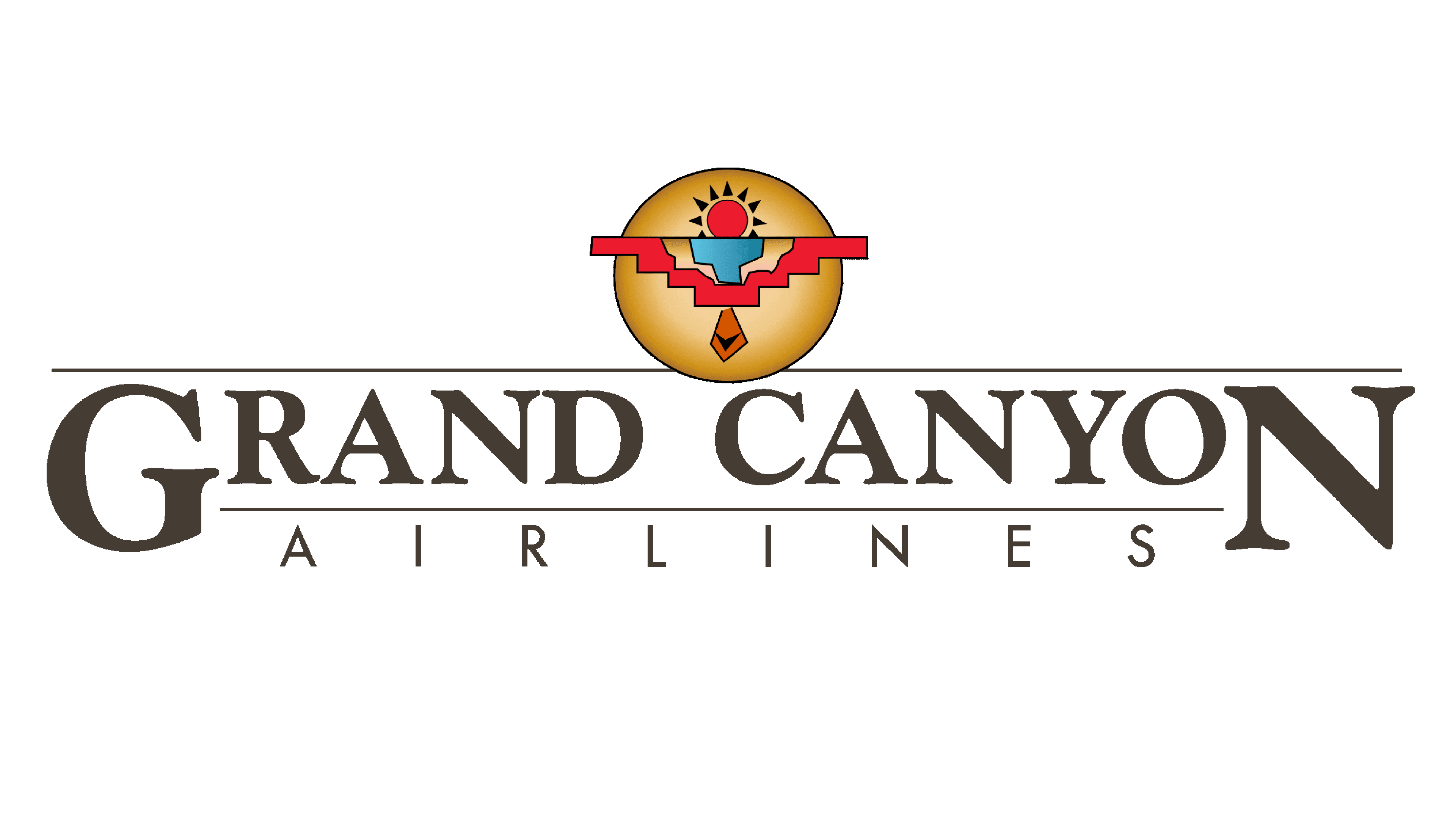 Grand Canyon Airlines Logo Logo