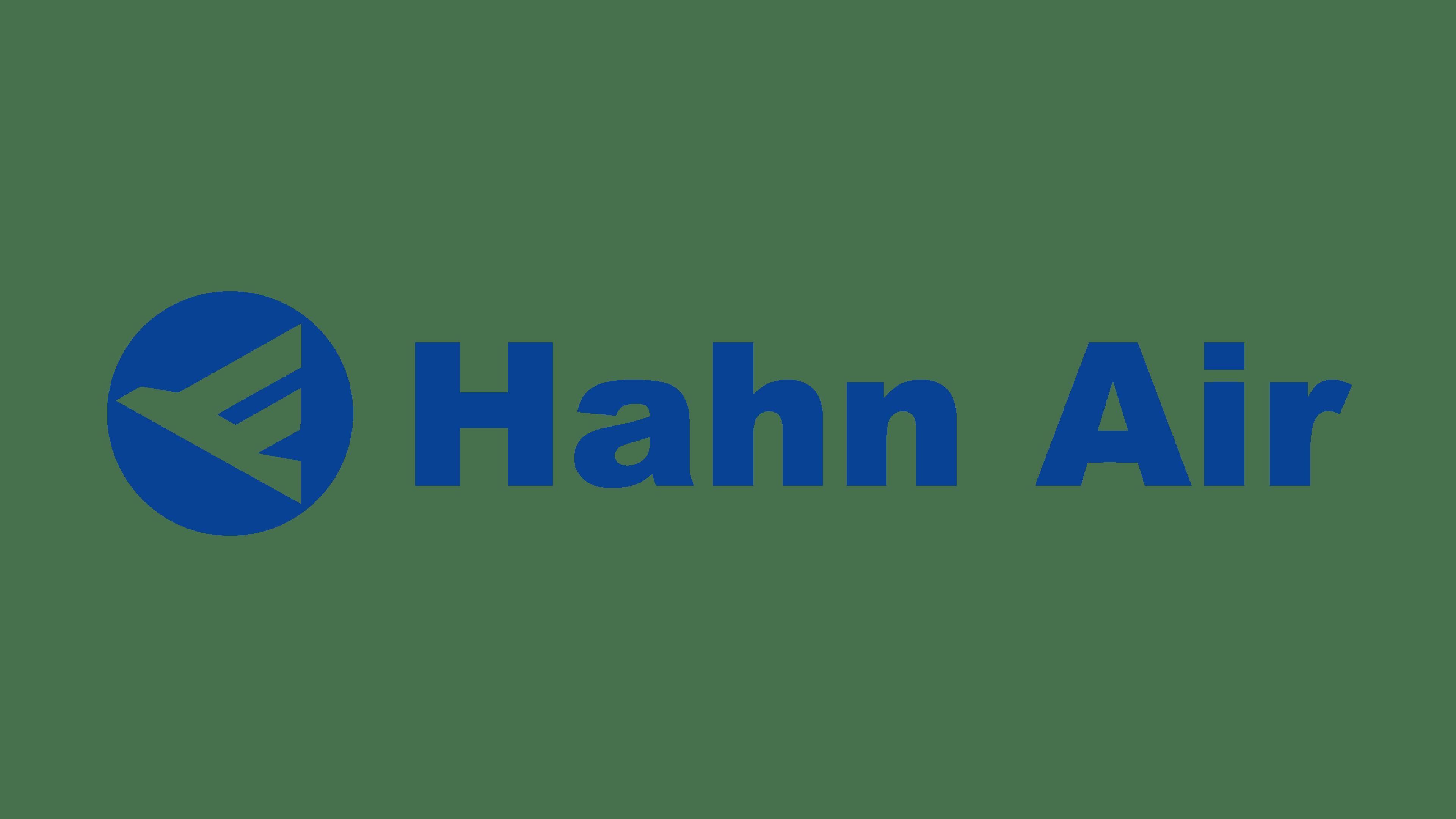Hahn Air Logo Logo