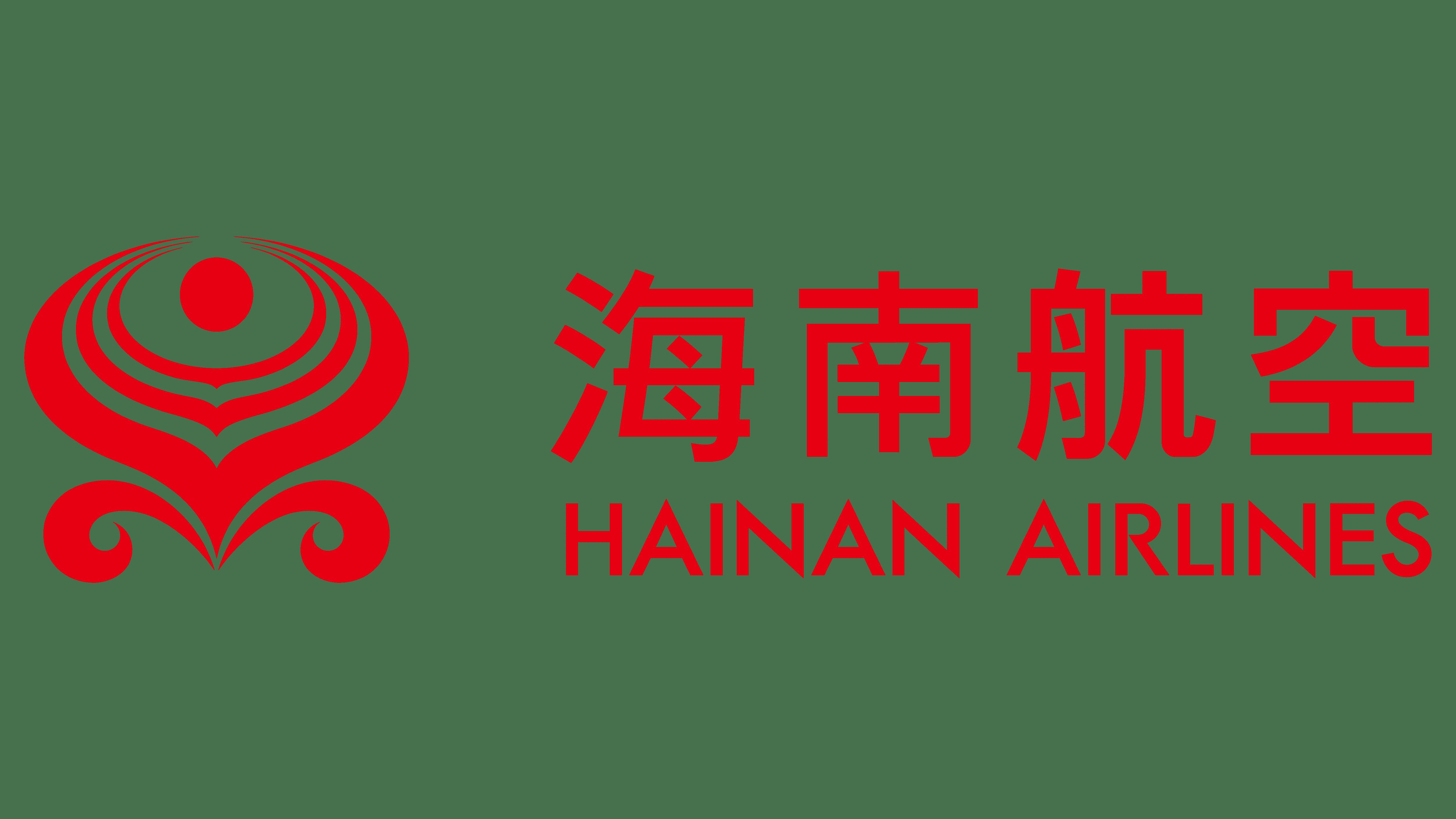 Hainan Airlines Logo Logo