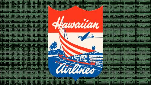 Hawaiian Airlines Logo 1940