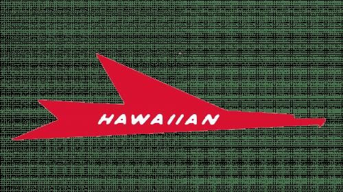 Hawaiian Airlines Logo 1966