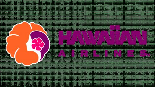 Hawaiian Airlines Logo 1995