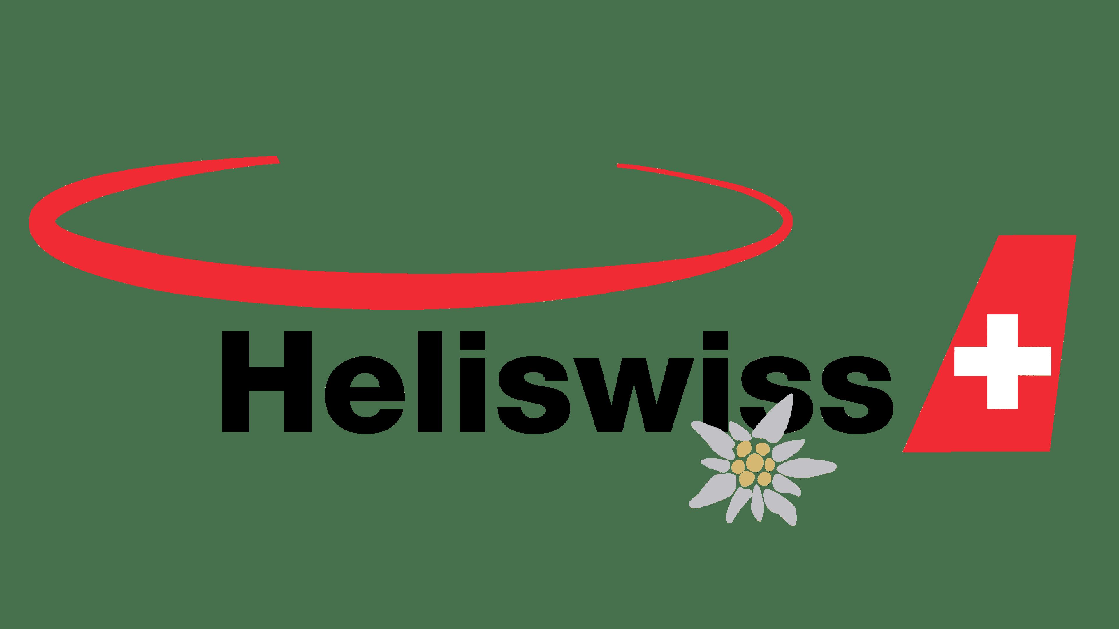 Heliswiss Logo Logo