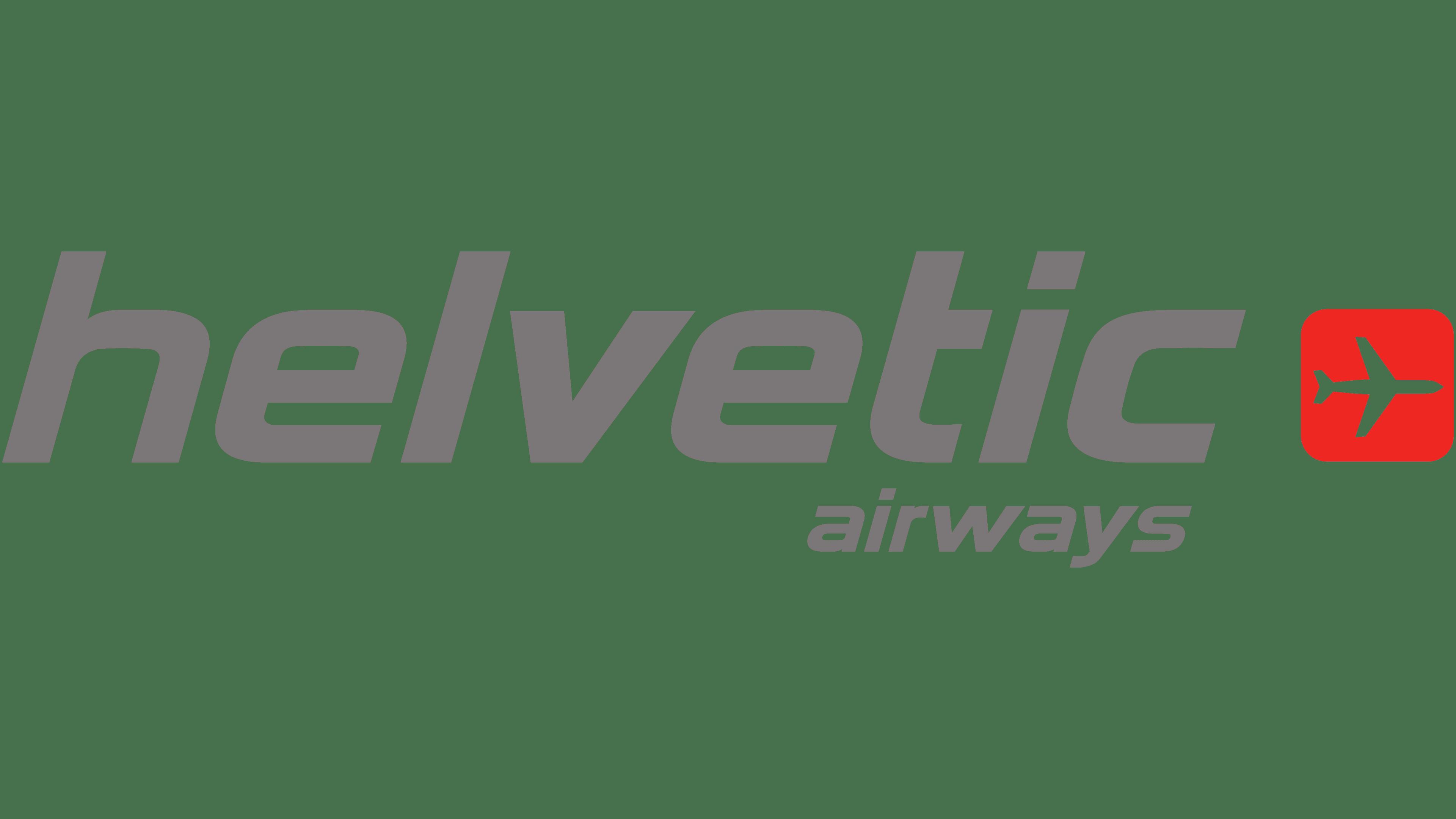 Helvetic Airways Logo Logo