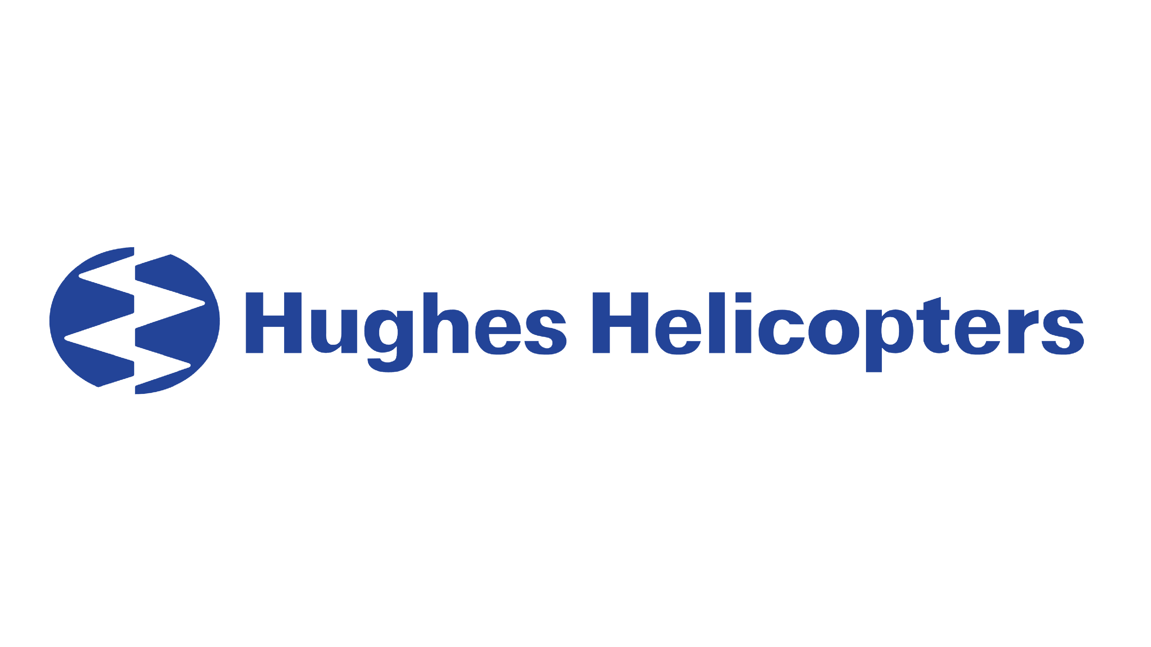 Hughes Helicopters Logo Logo