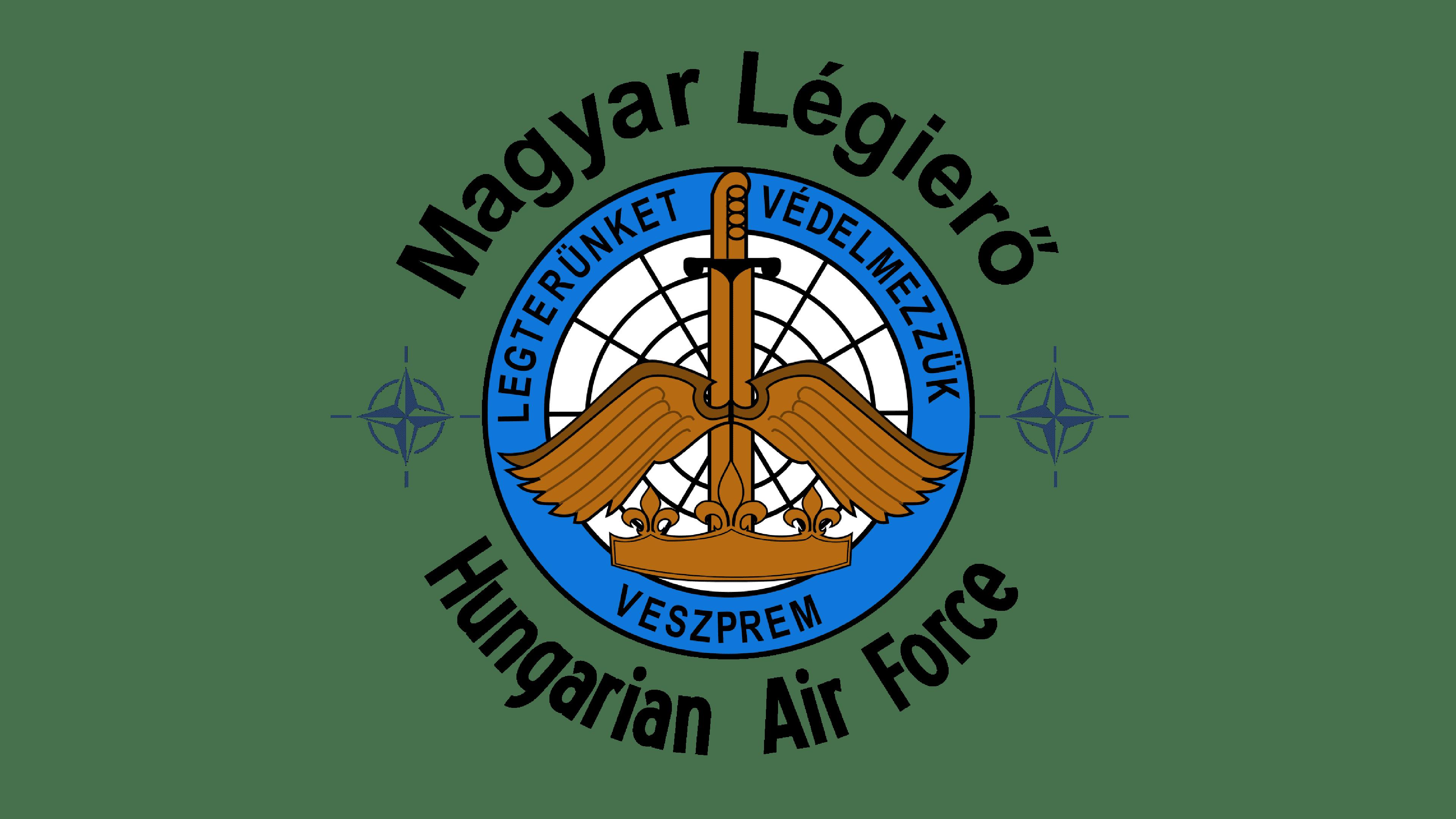 Hungarian Air Force Logo Logo