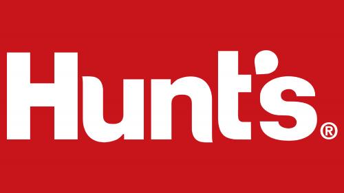 Hunt's Logo 1888