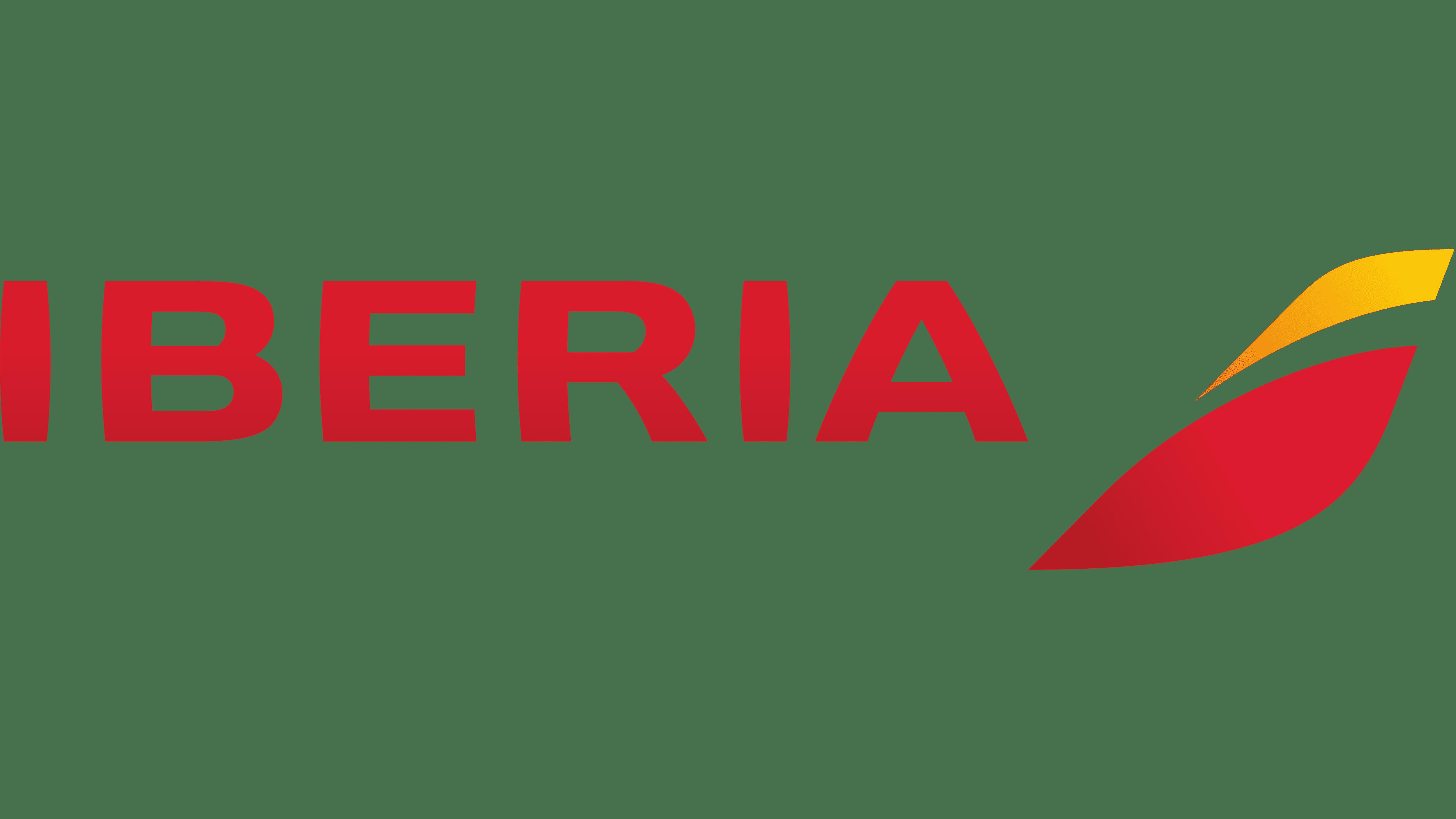 Iberia Logo Logo