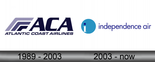 Independence Air Logo history