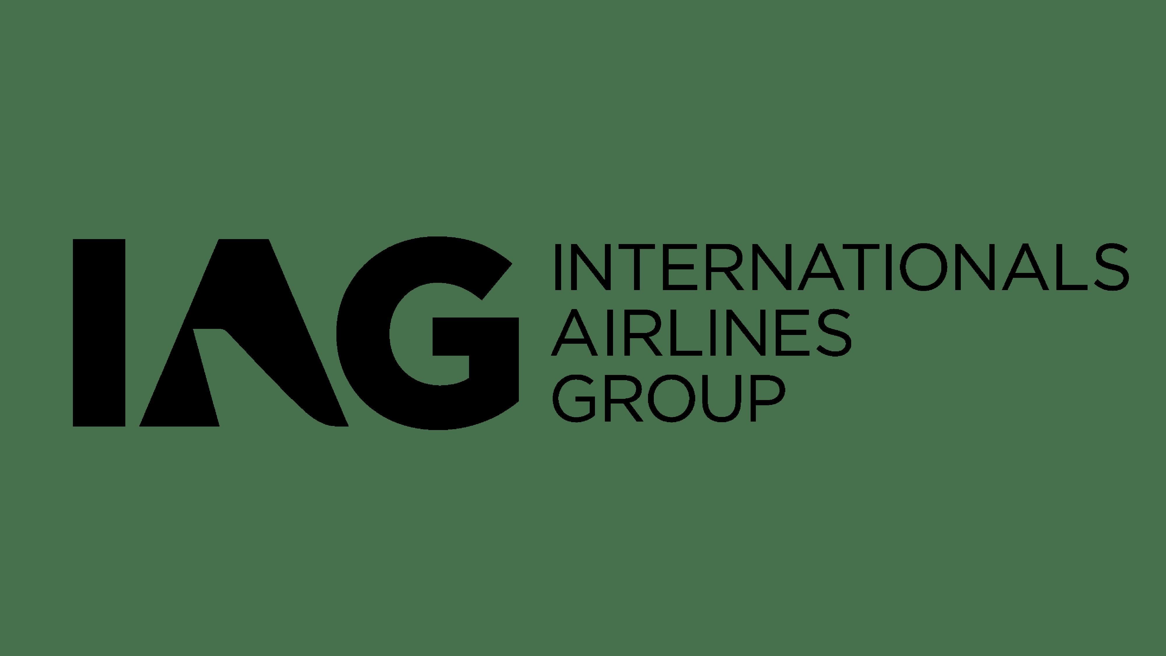 International Airlines Group Logo Logo