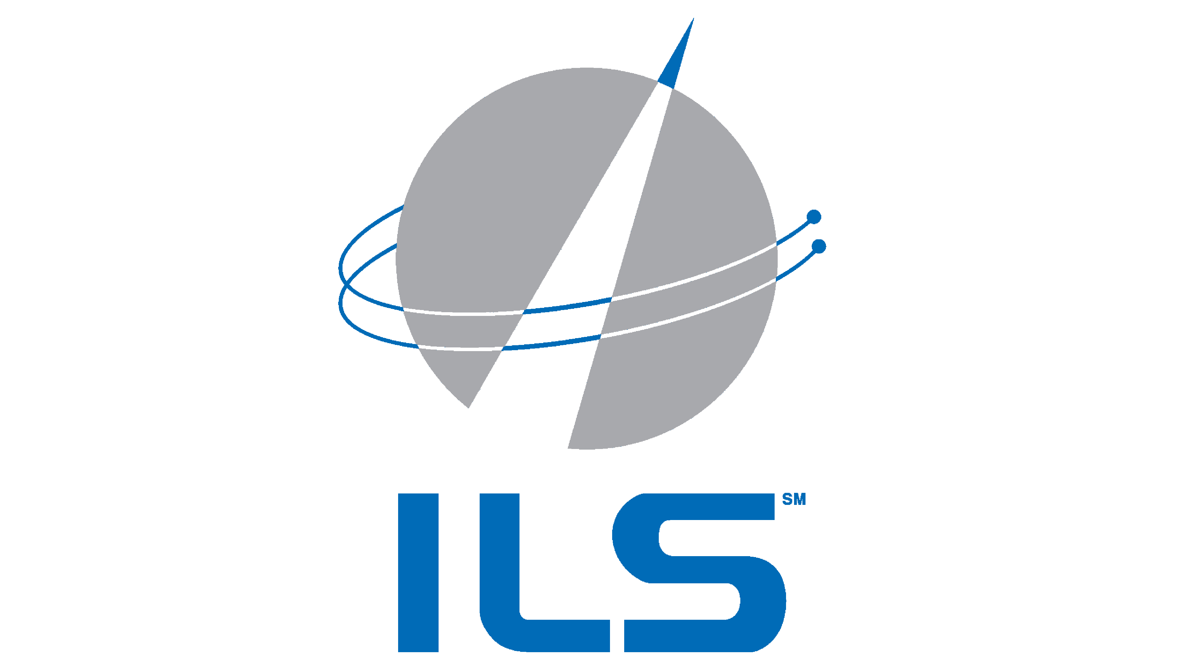International Launch Services Logo Logo