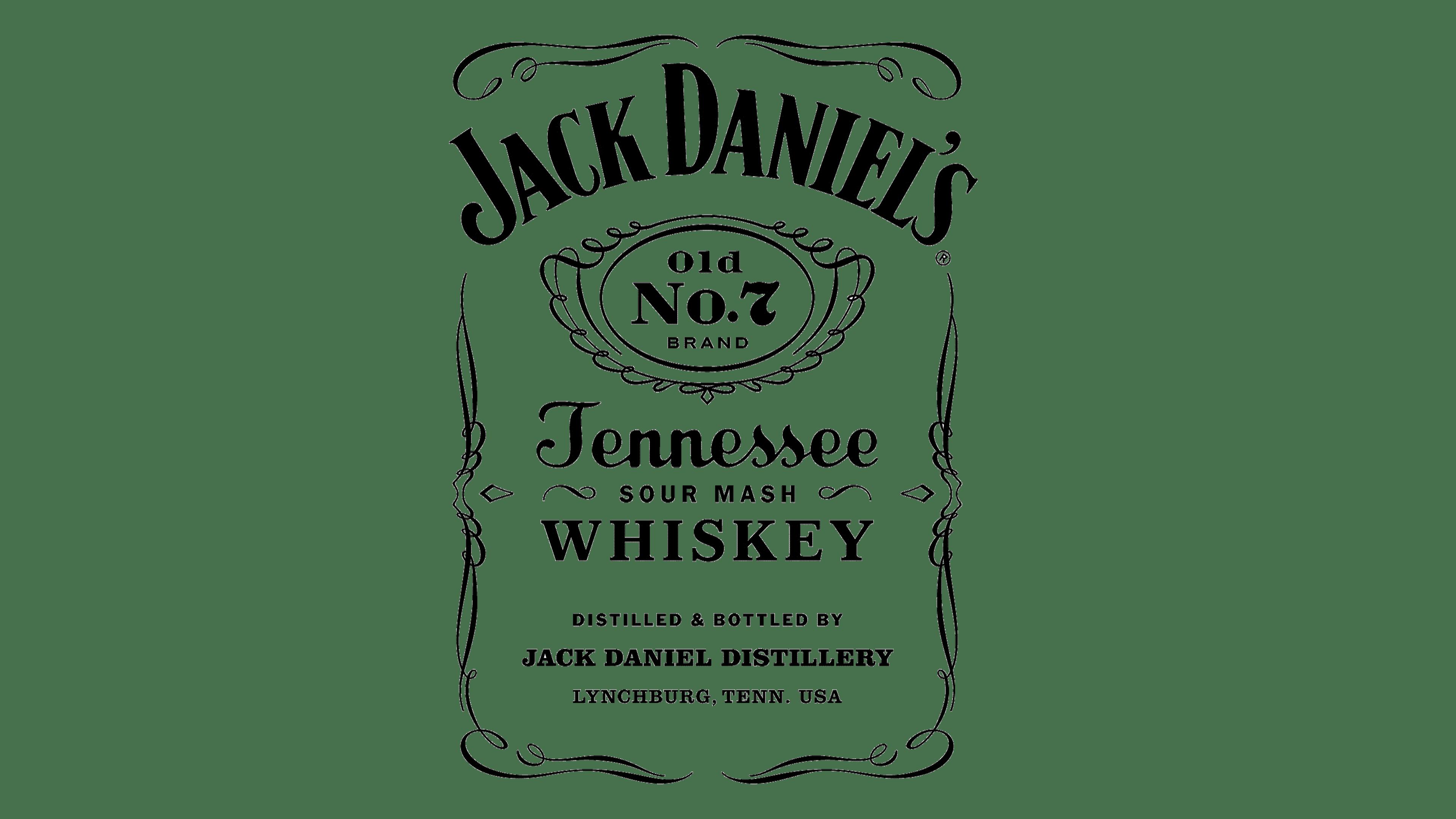 Jack Daniels Logo Logo
