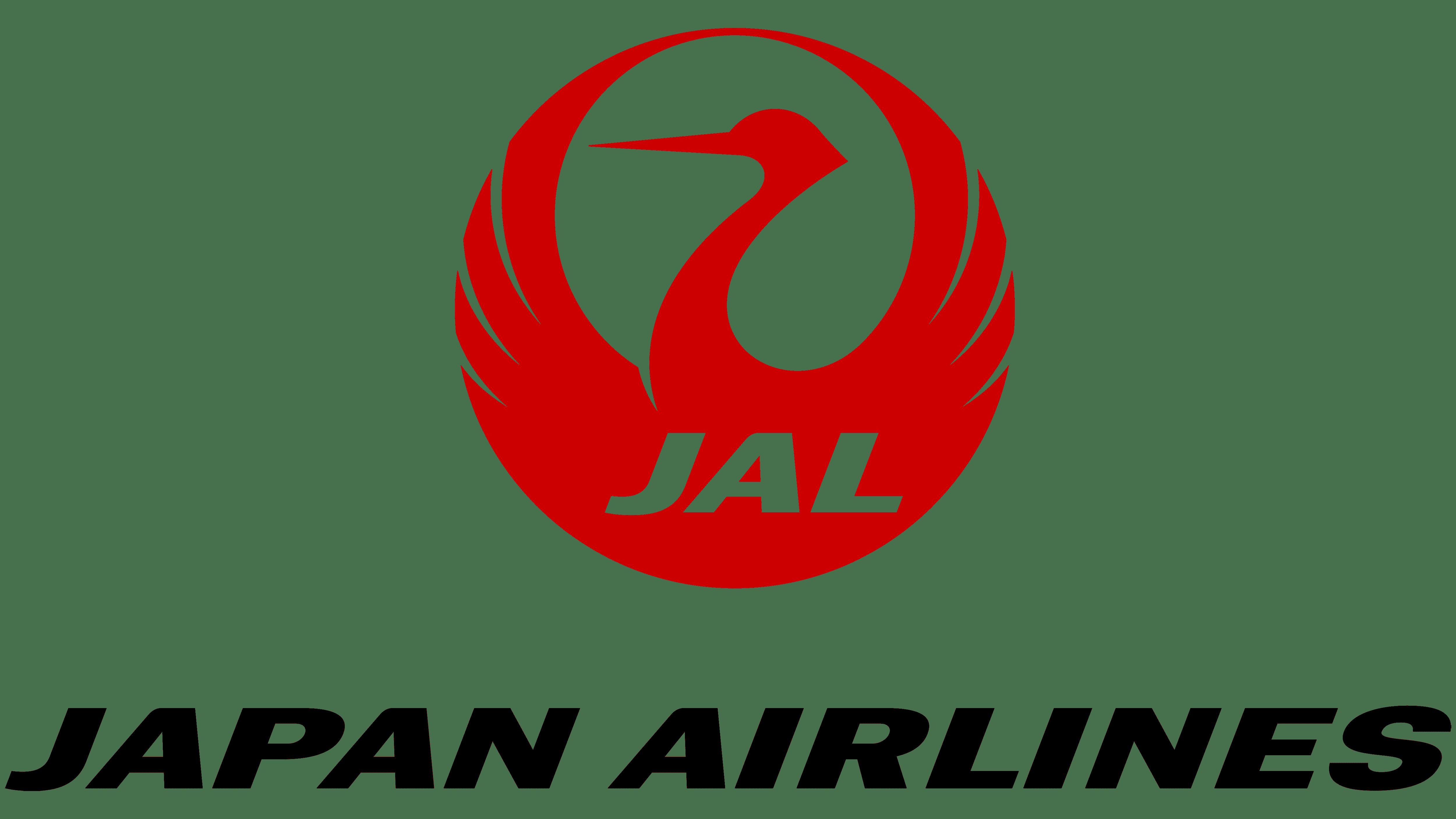 Japan Airlines Logo Logo