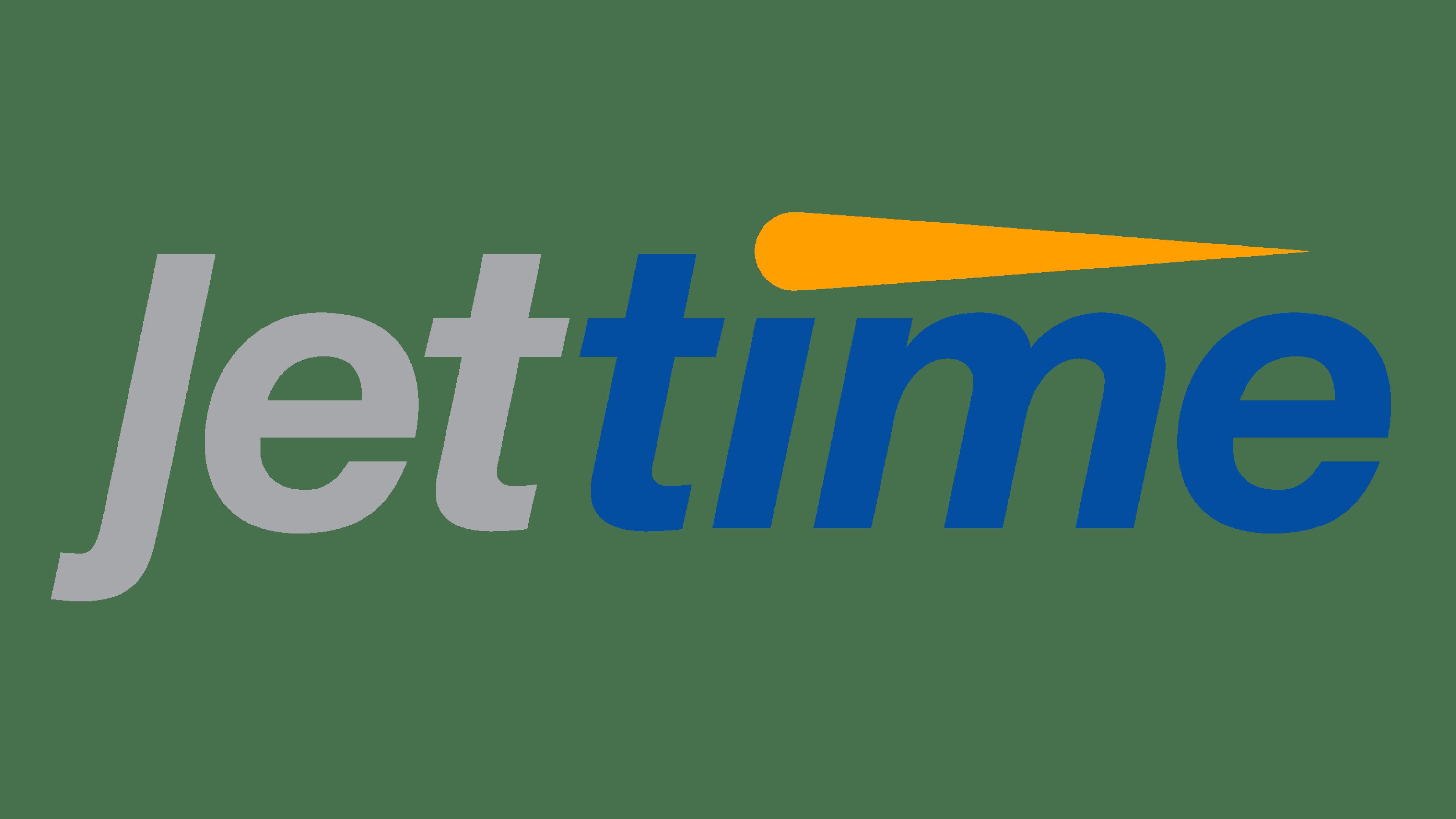 Jet Time Logo Logo