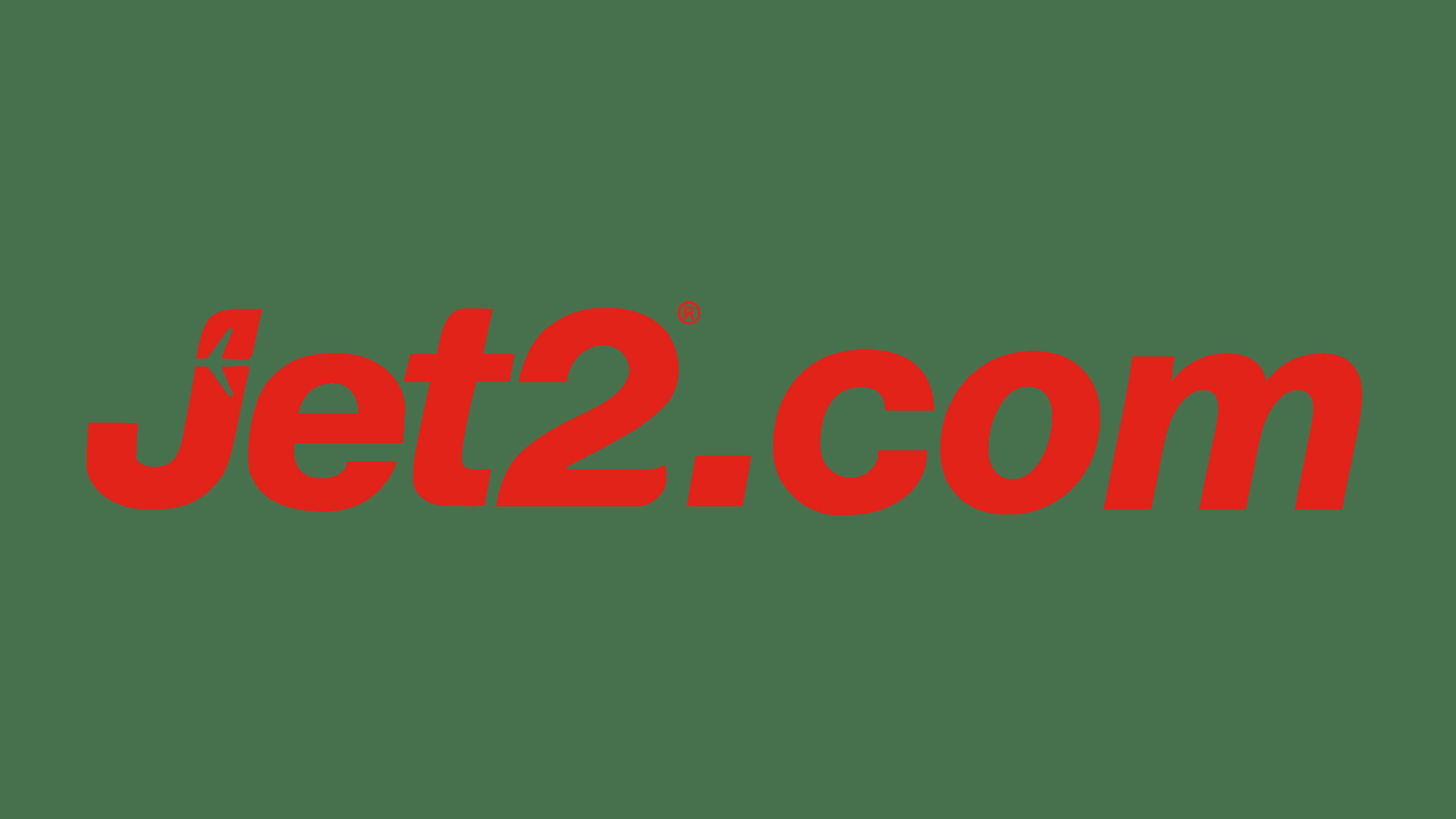 Jet2.com Logo Logo