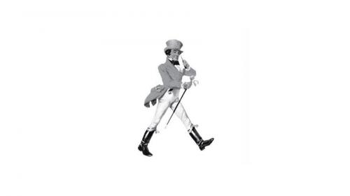 Johnnie Walker Logo 1932