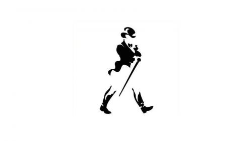 Johnnie Walker Logo 1996