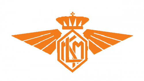 KLM Logo 1938-1949