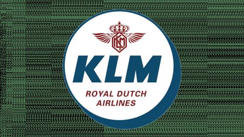 KLM Logo 1950