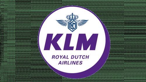 KLM Logo 1951