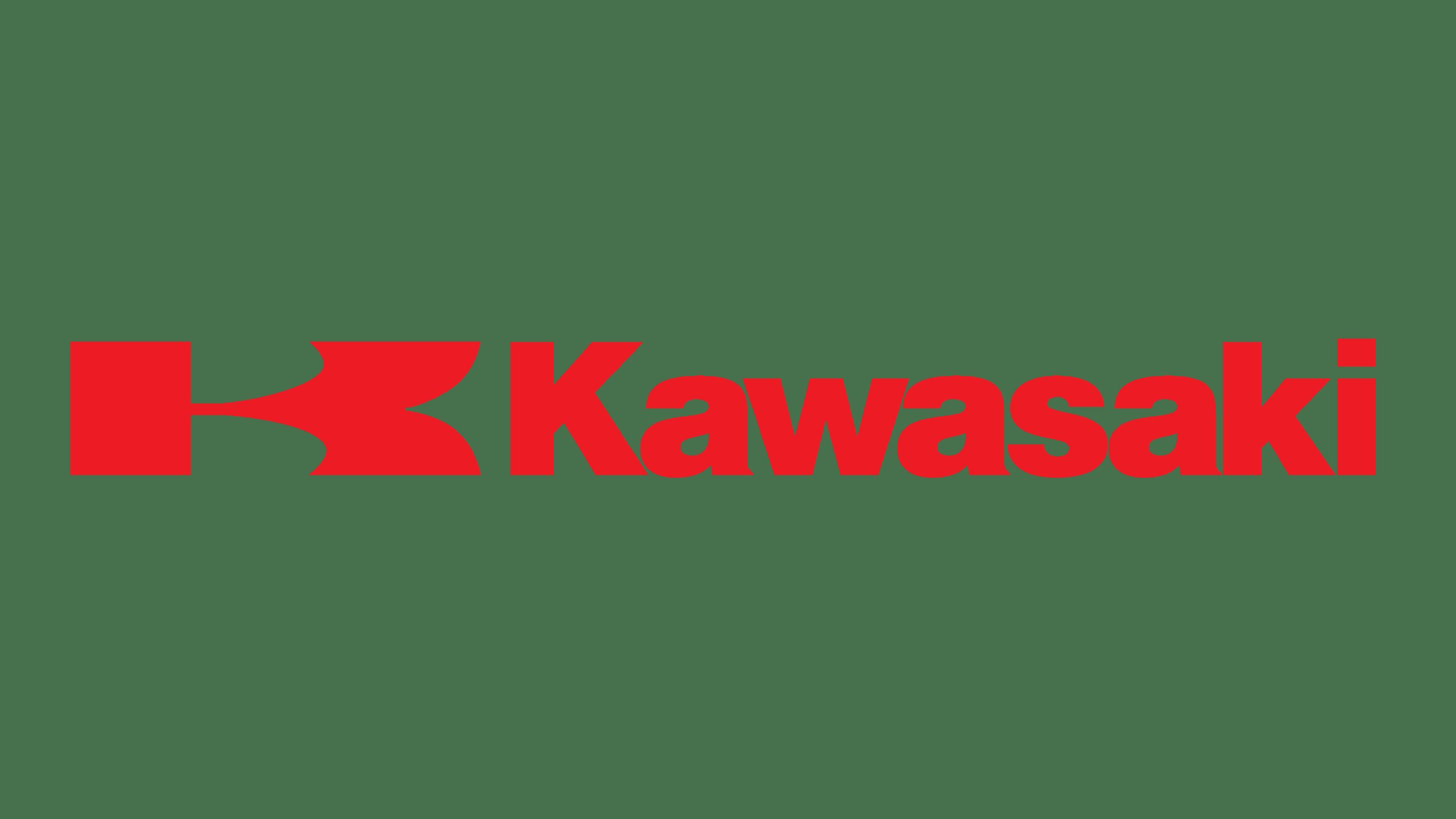 Kawasaki Aerospace Company Logo Logo