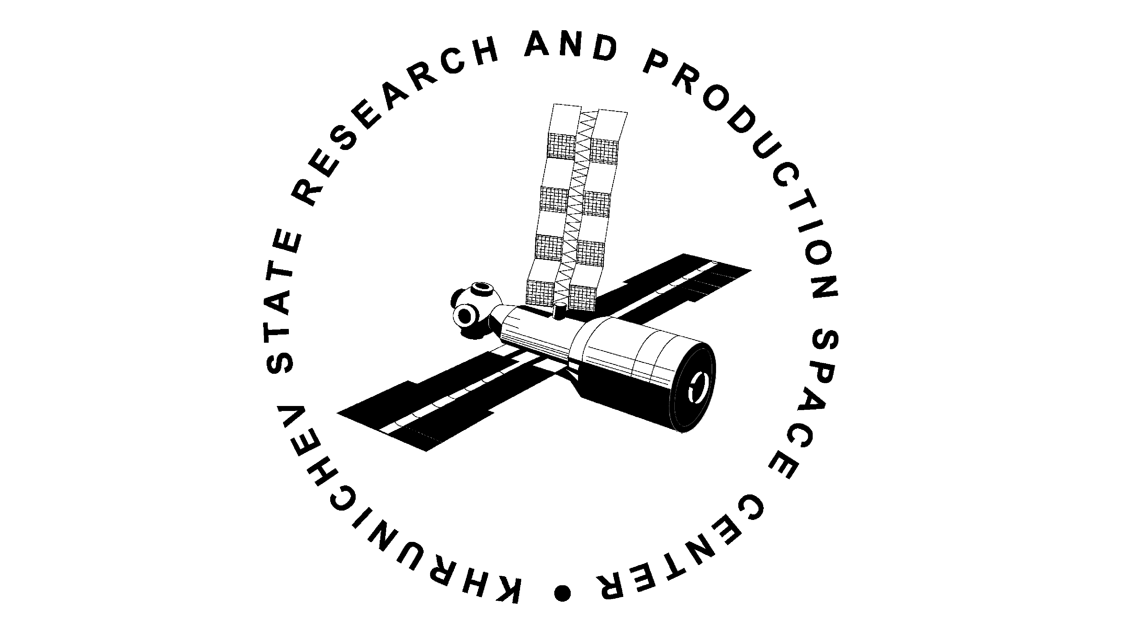 Khrunichev State Research and Production Space Center Logo Logo