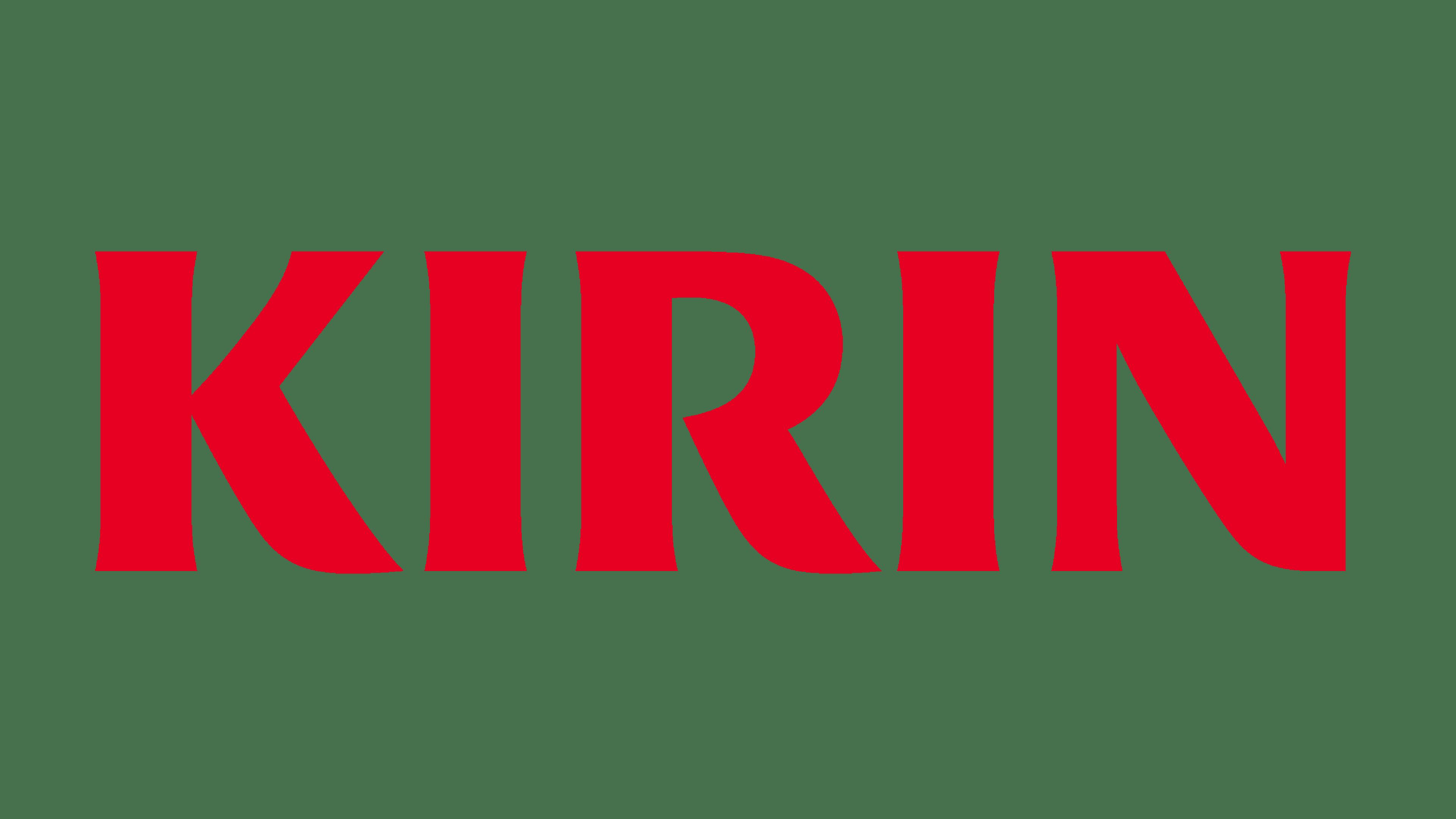 Kirin Holdings Logo Logo