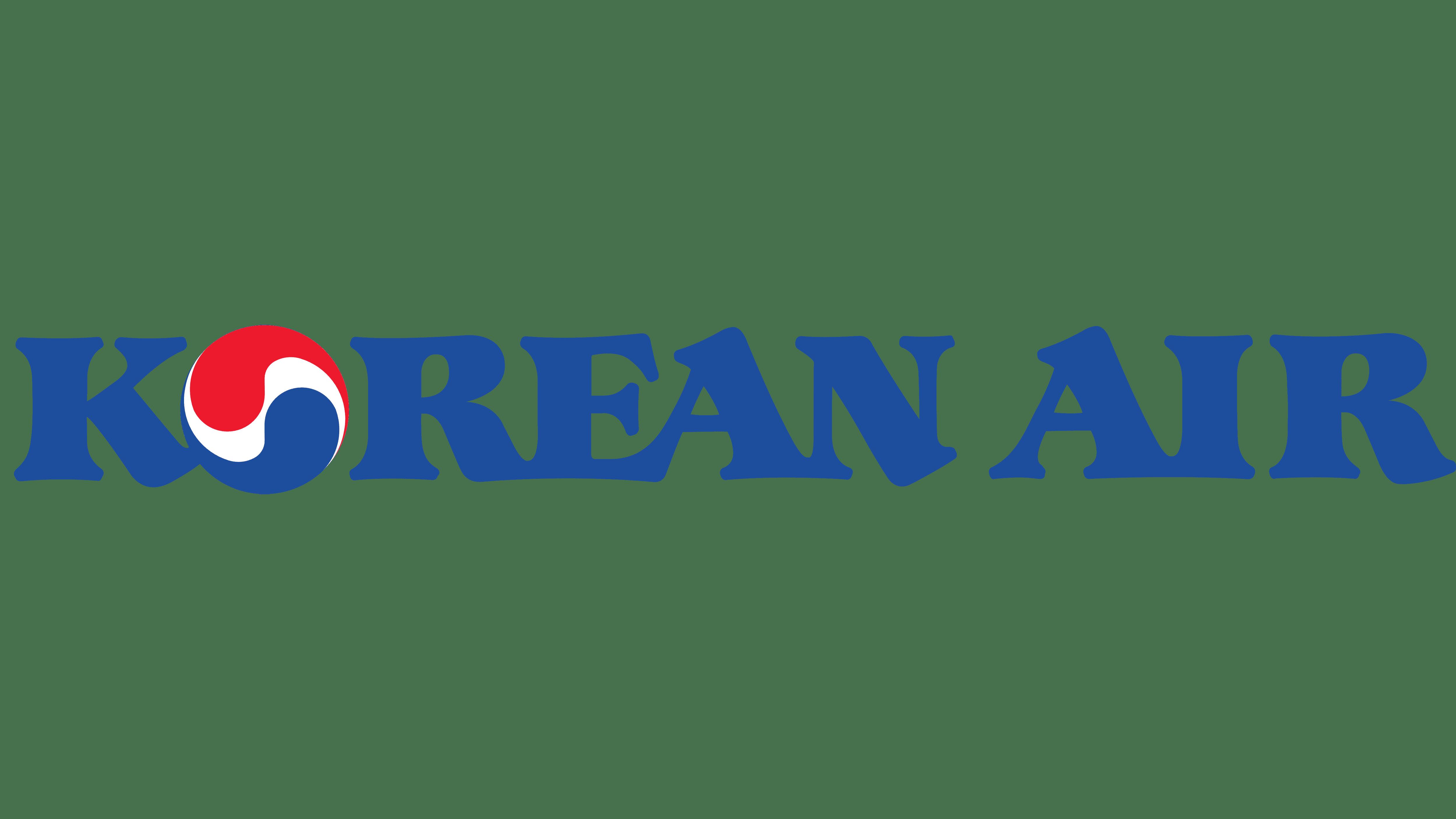 Korean Air Logo Logo