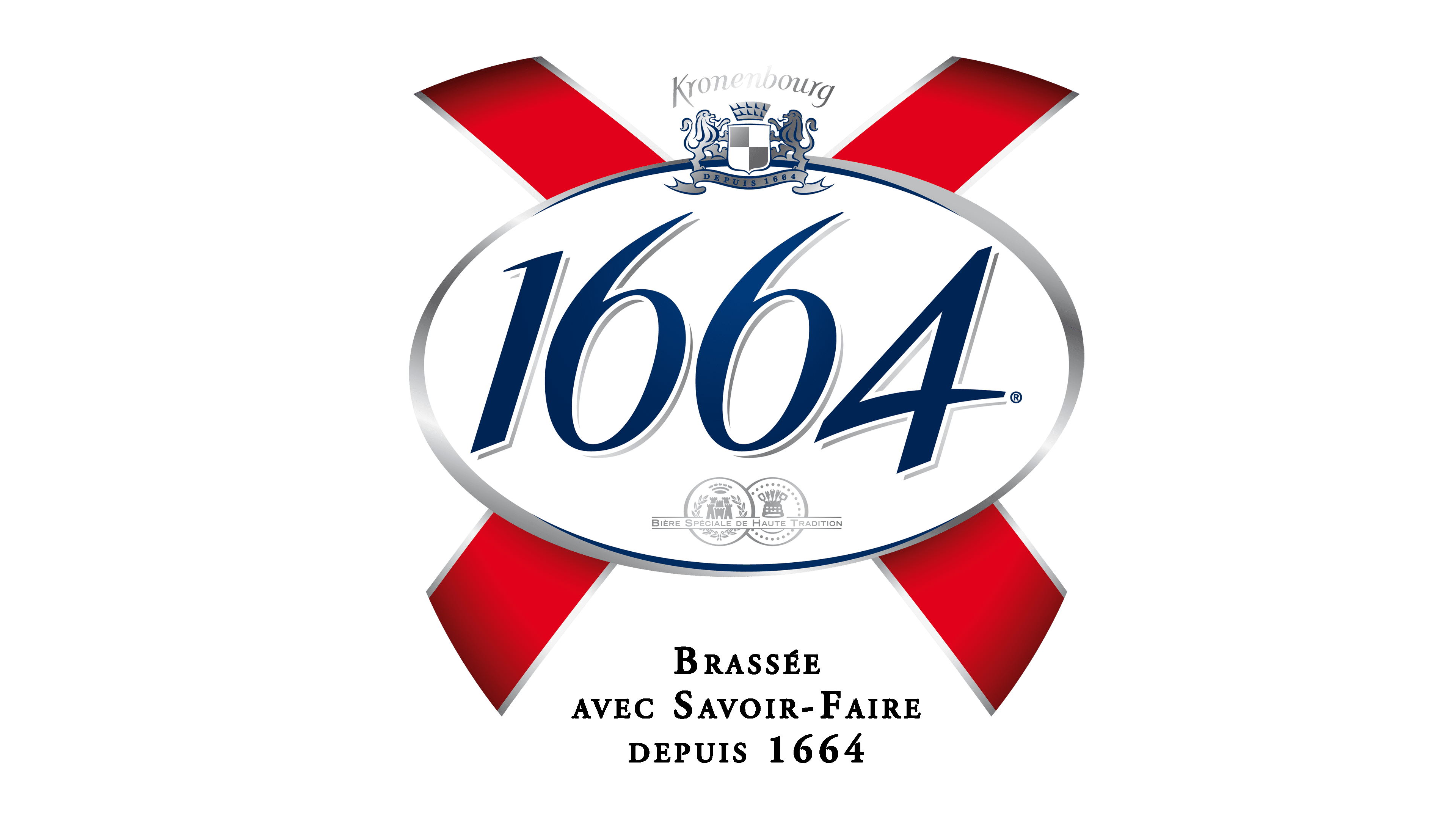 Kronenbourg 1664 Logo Logo