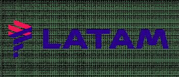 LATAM Brasil Logo Logo