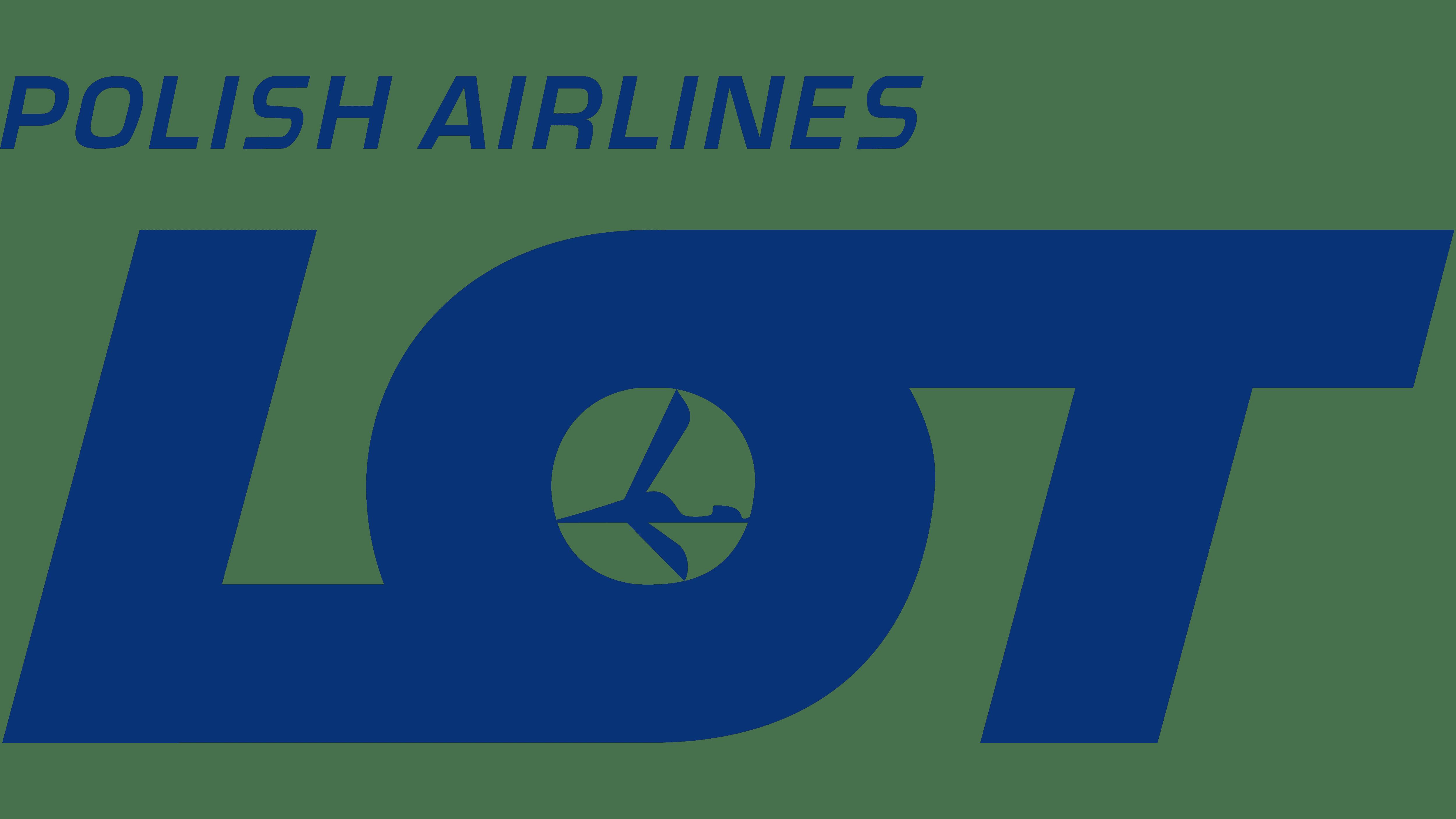 LOT Polish Airlines Logo Logo