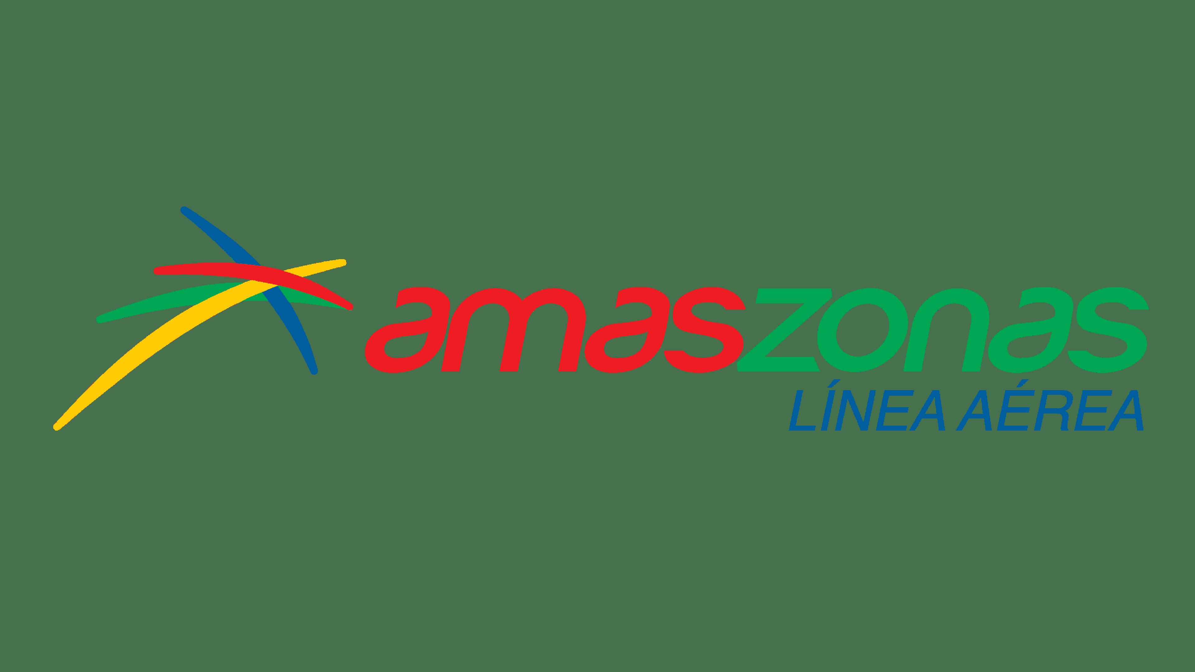Línea Aérea Amaszonas Logo Logo