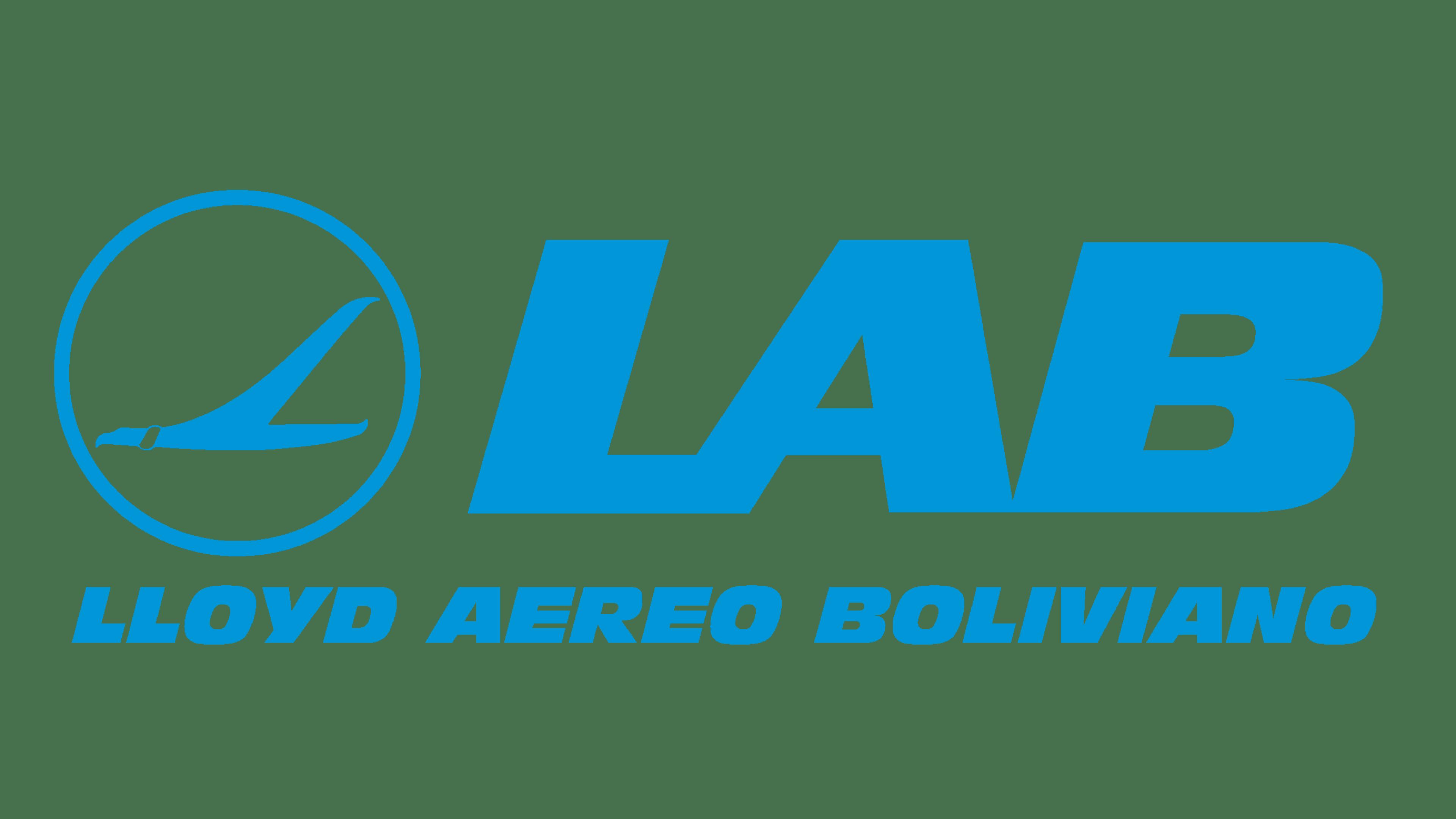 Lloyd Aéreo Boliviano Logo Logo