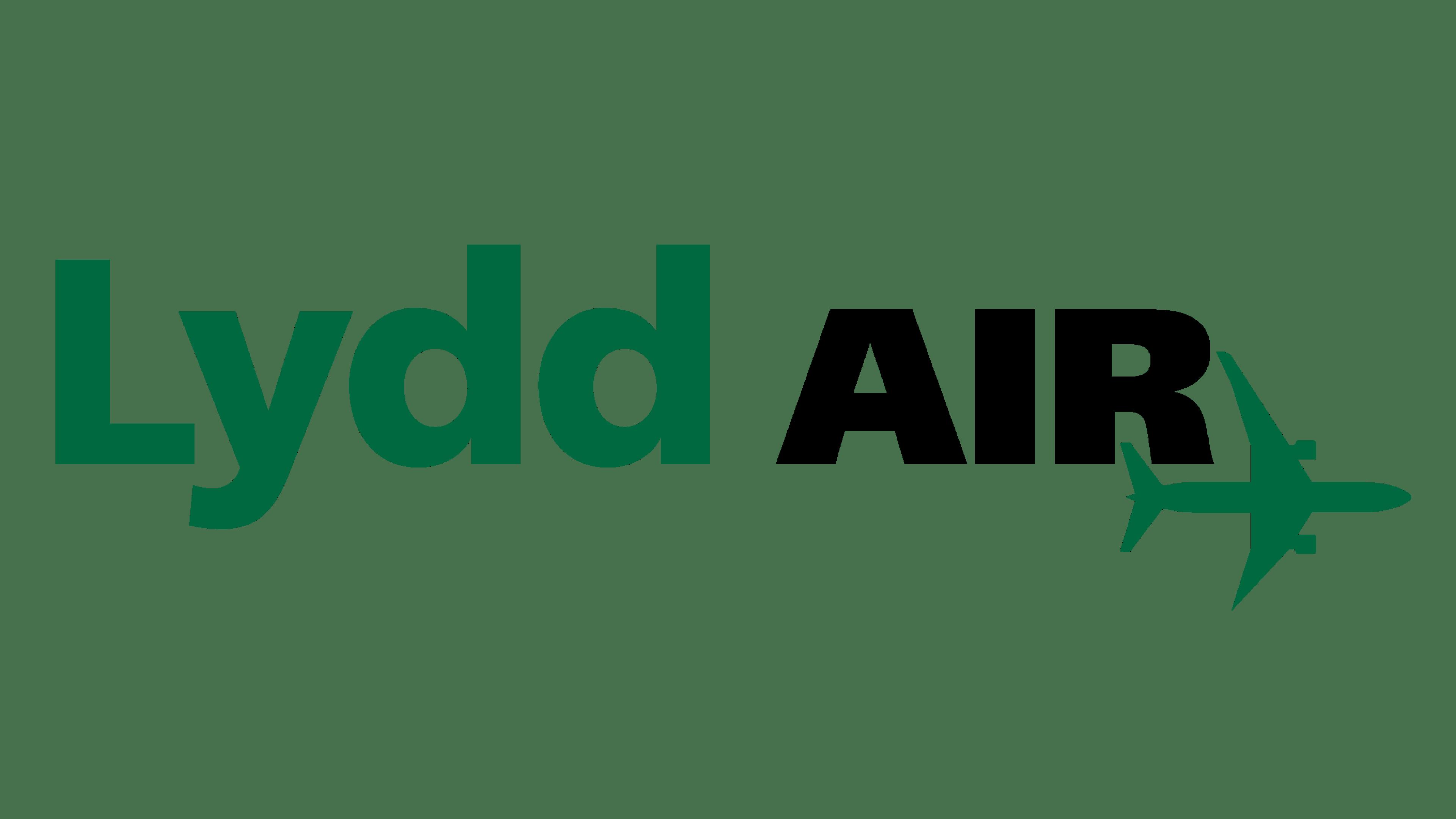 LyddAir Logo Logo