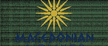 Macedonian Airlines Logo Logo
