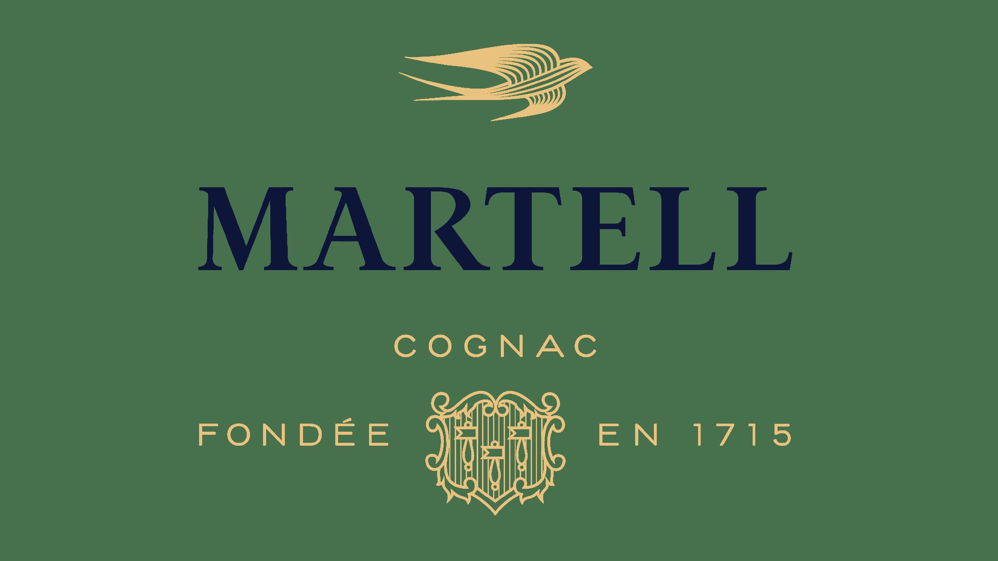 Martell Logo Logo