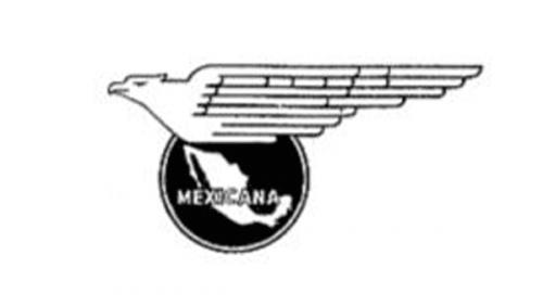 Mexicana de Aviación Logo 1940