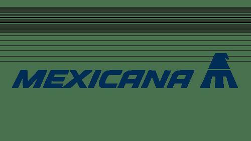 Mexicana de Aviación Logo 1990