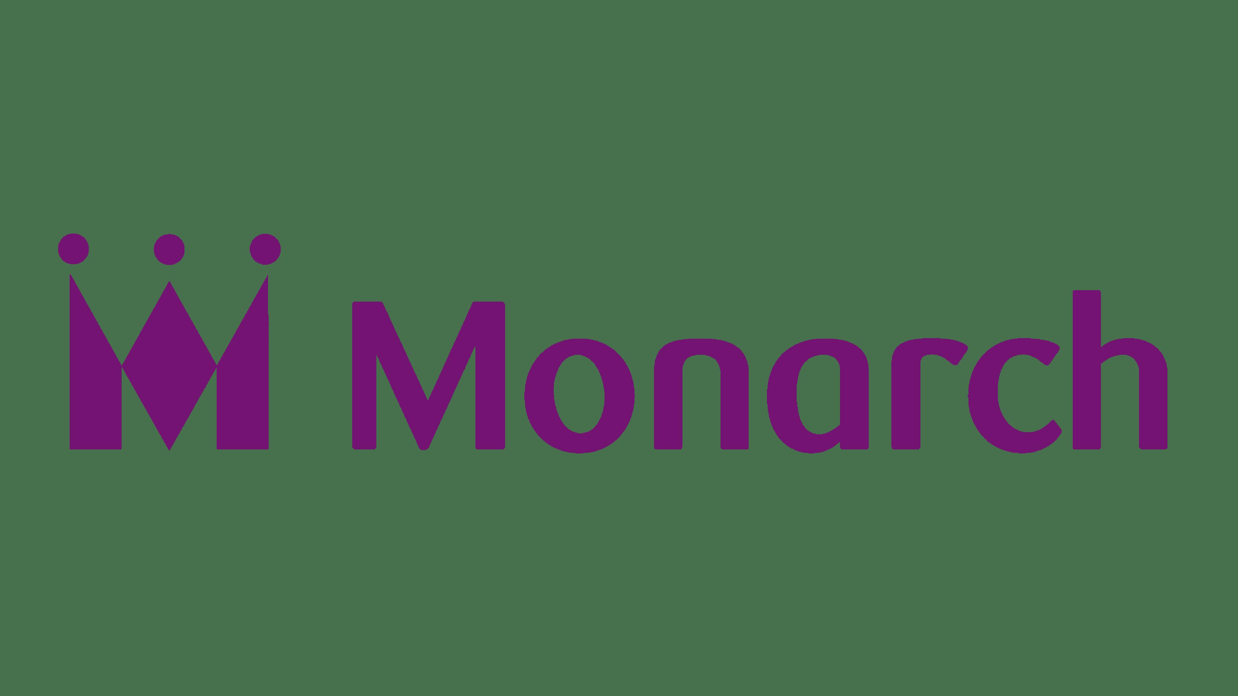 Monarch Airlines Logo Logo