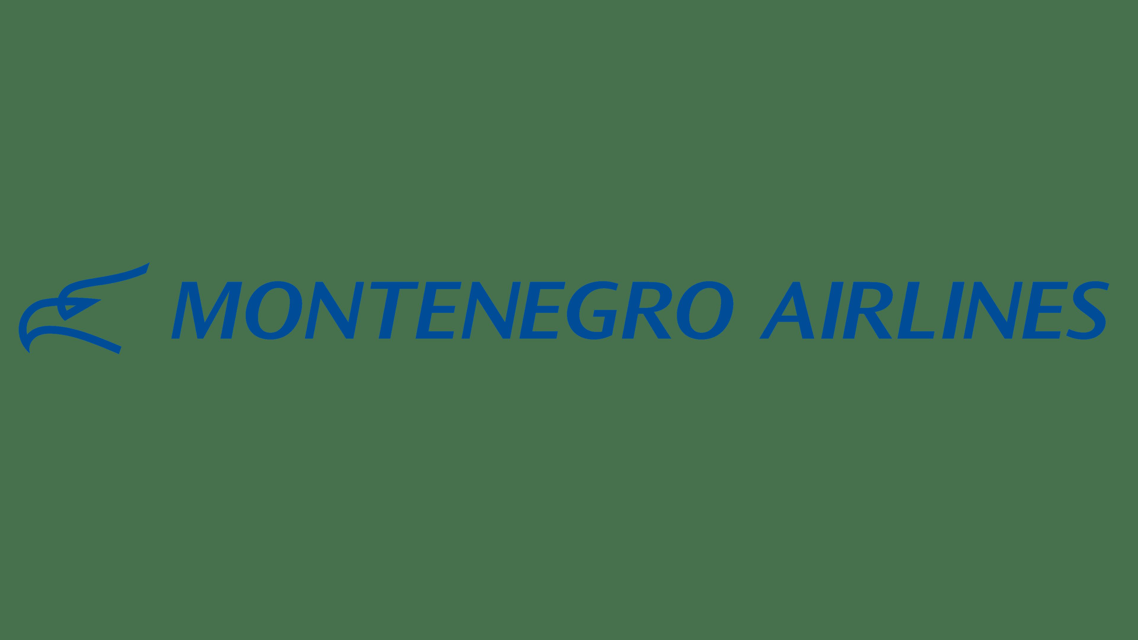 Montenegro Airlines Logo Logo