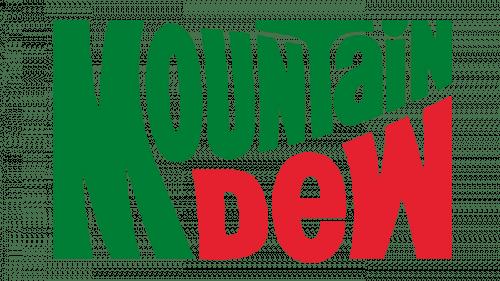 Mountain Dew Logo 1980