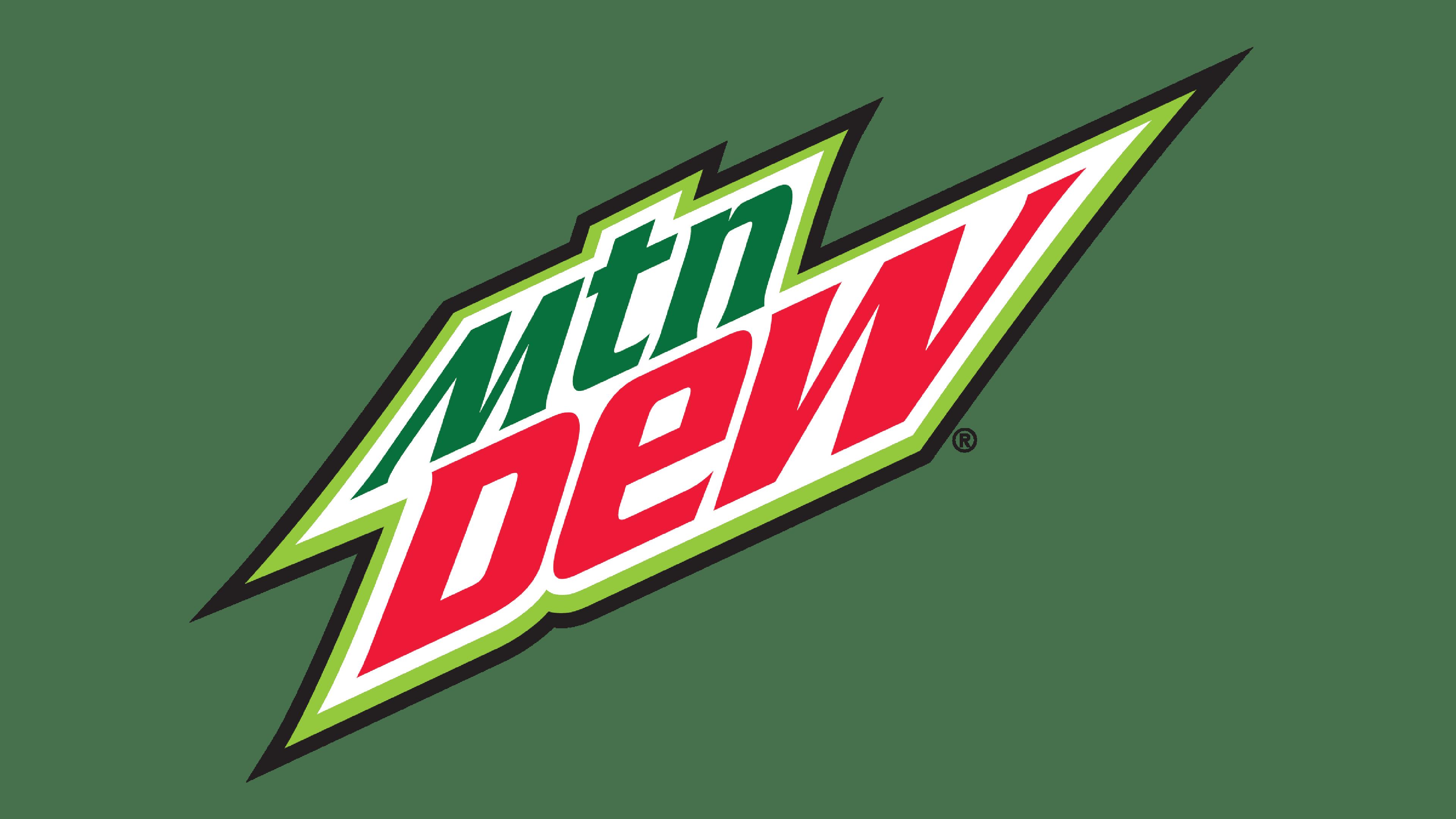 Mountain Dew Logo Logo