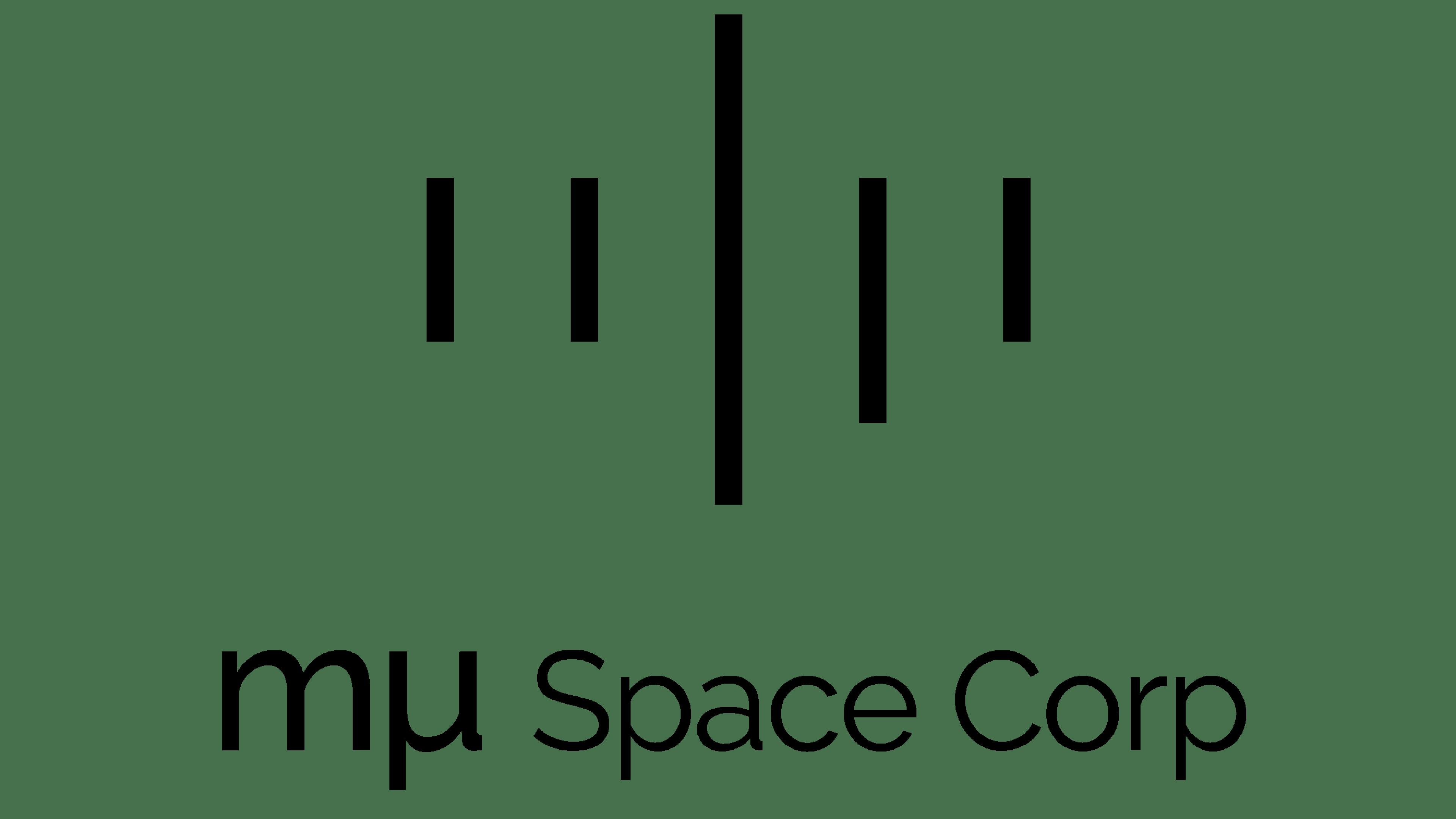 Mu Space Logo Logo