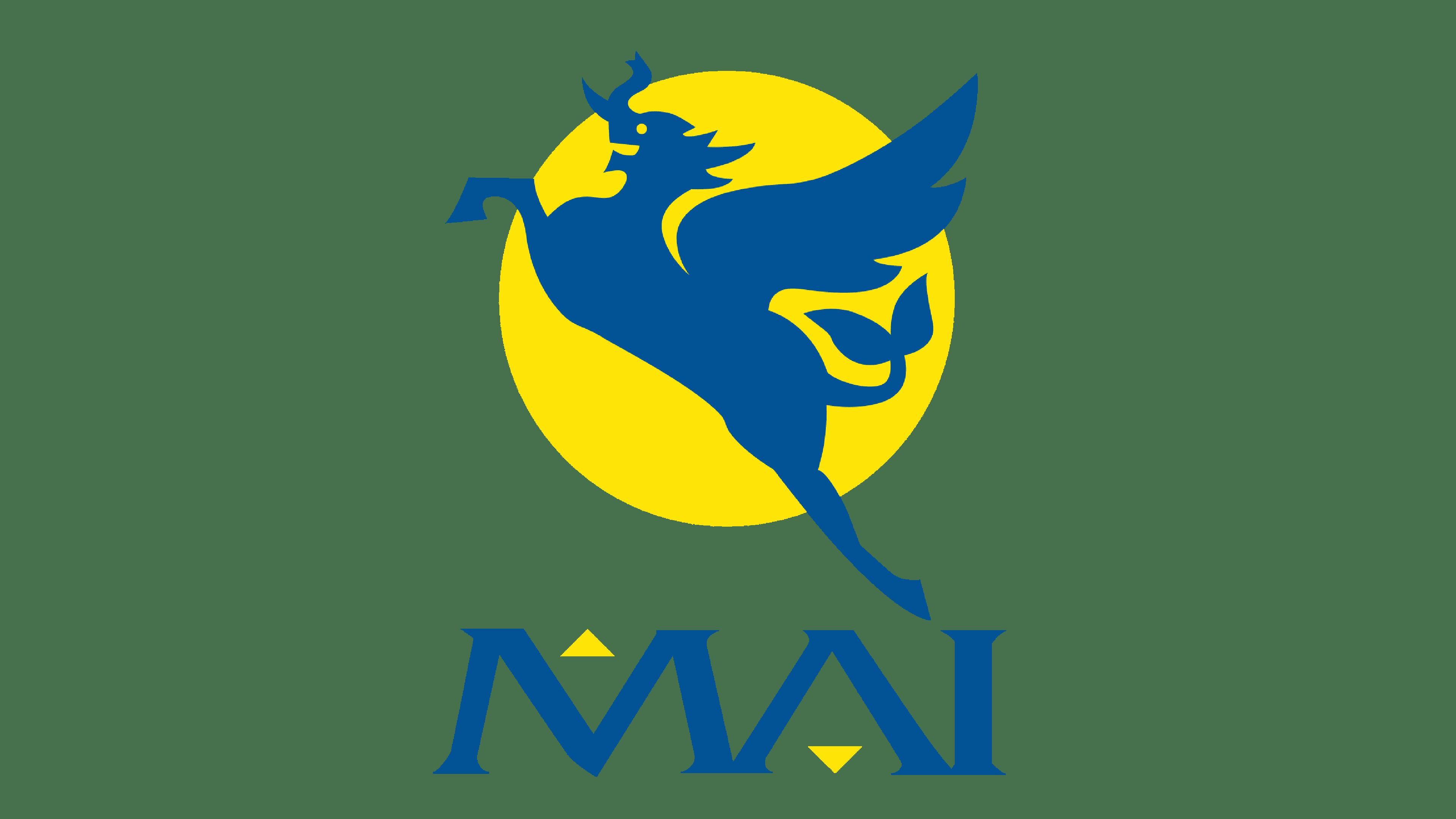 Myanmar Airways International Logo Logo