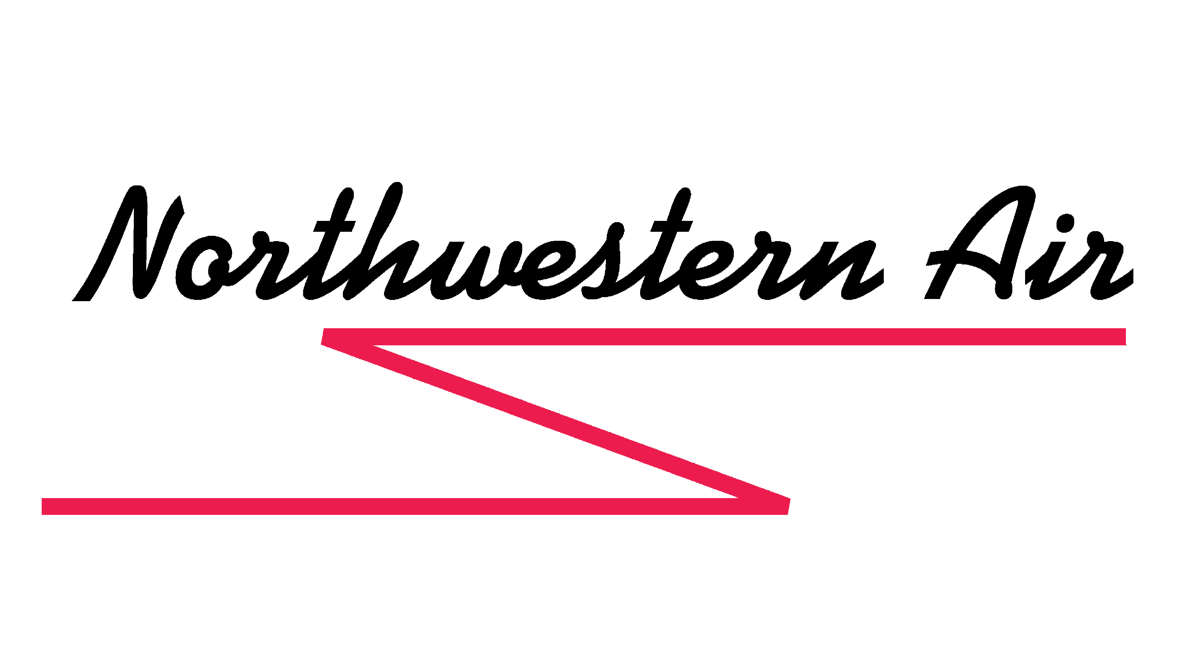 Northwestern Air Logo Logo